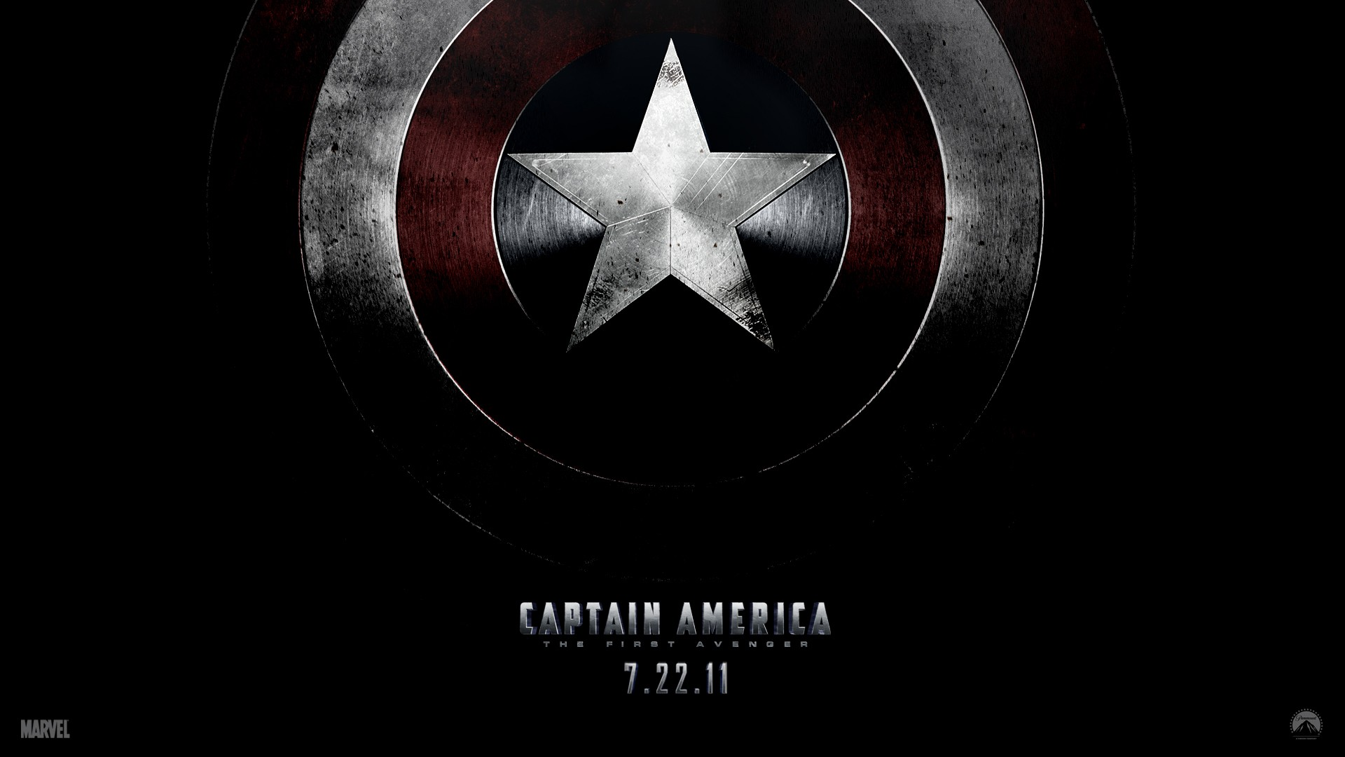 1920x1080 Captain America Shield Wallpapers