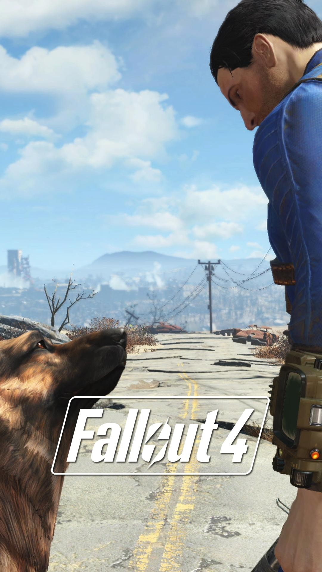 Fallout 4 Phone Wallpaper 183 ① Download Free High Resolution