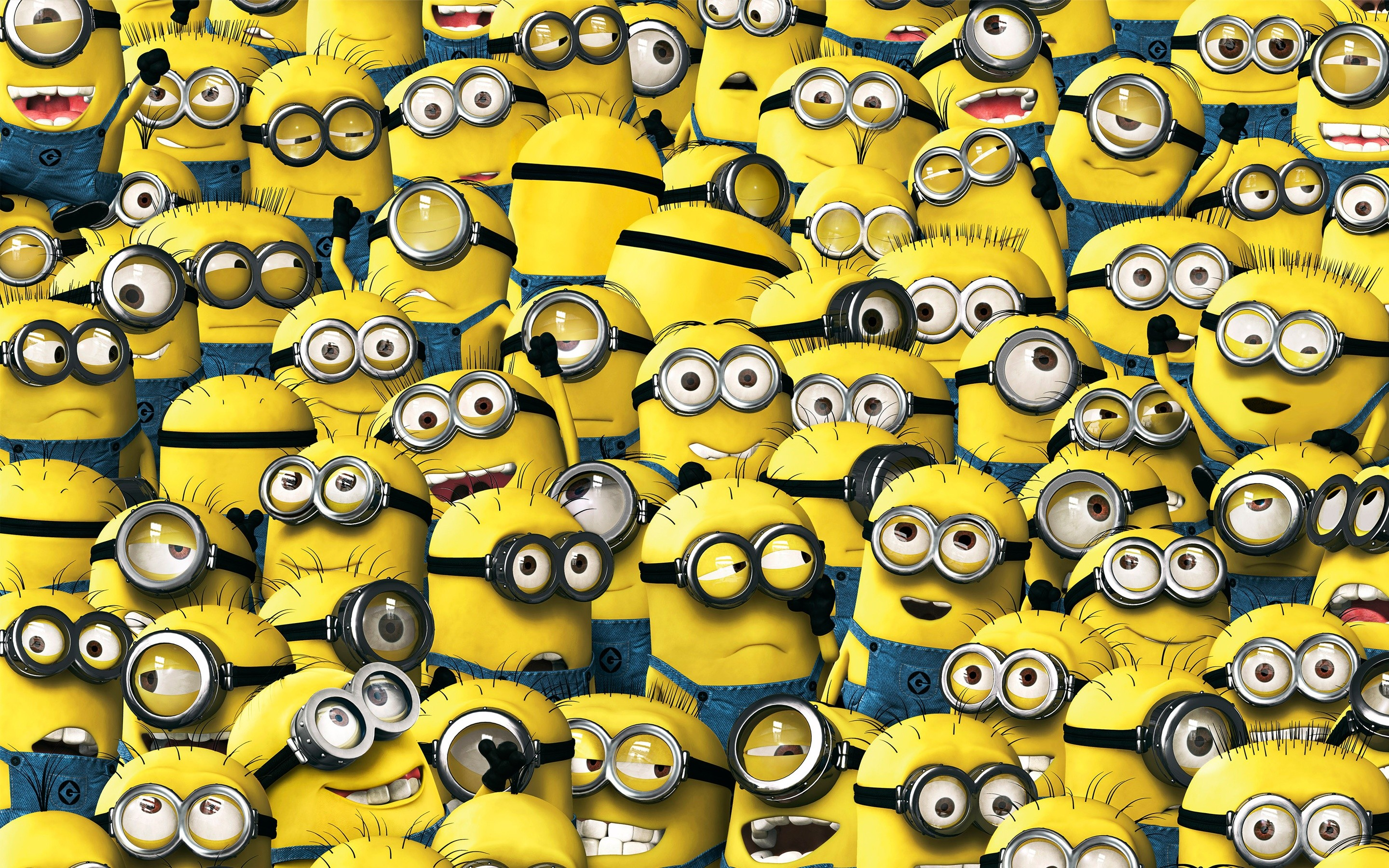 2880x1800 Minions Wallpapers Download Despicable