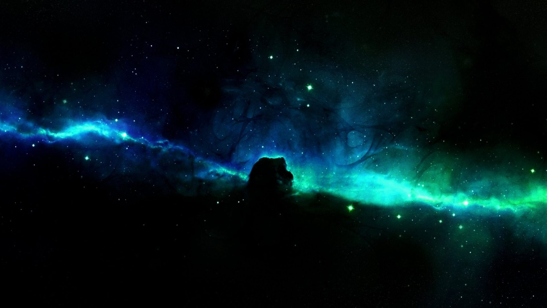 Dual Monitor Wallpaper Space 1 Download Free Cool Full HD