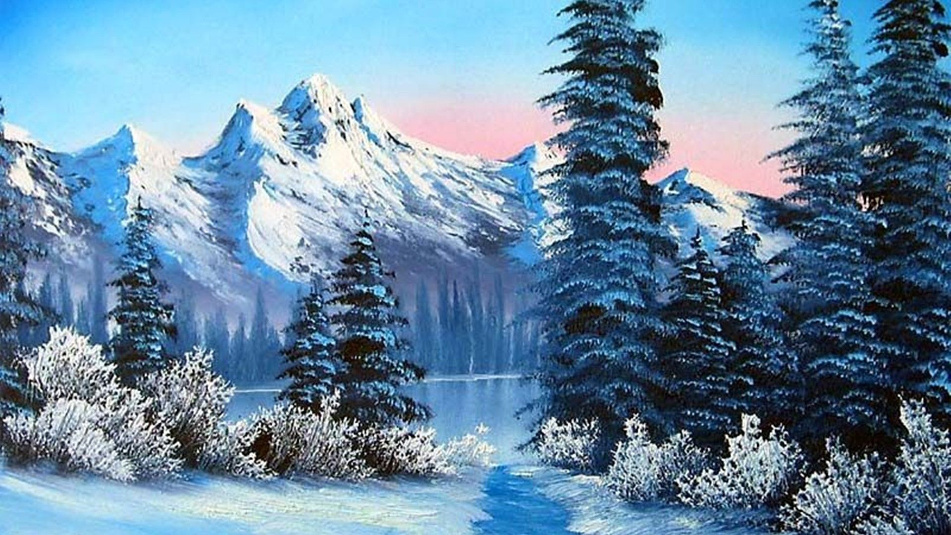 Winter Wonderland wallpaper ·① Download free stunning ...