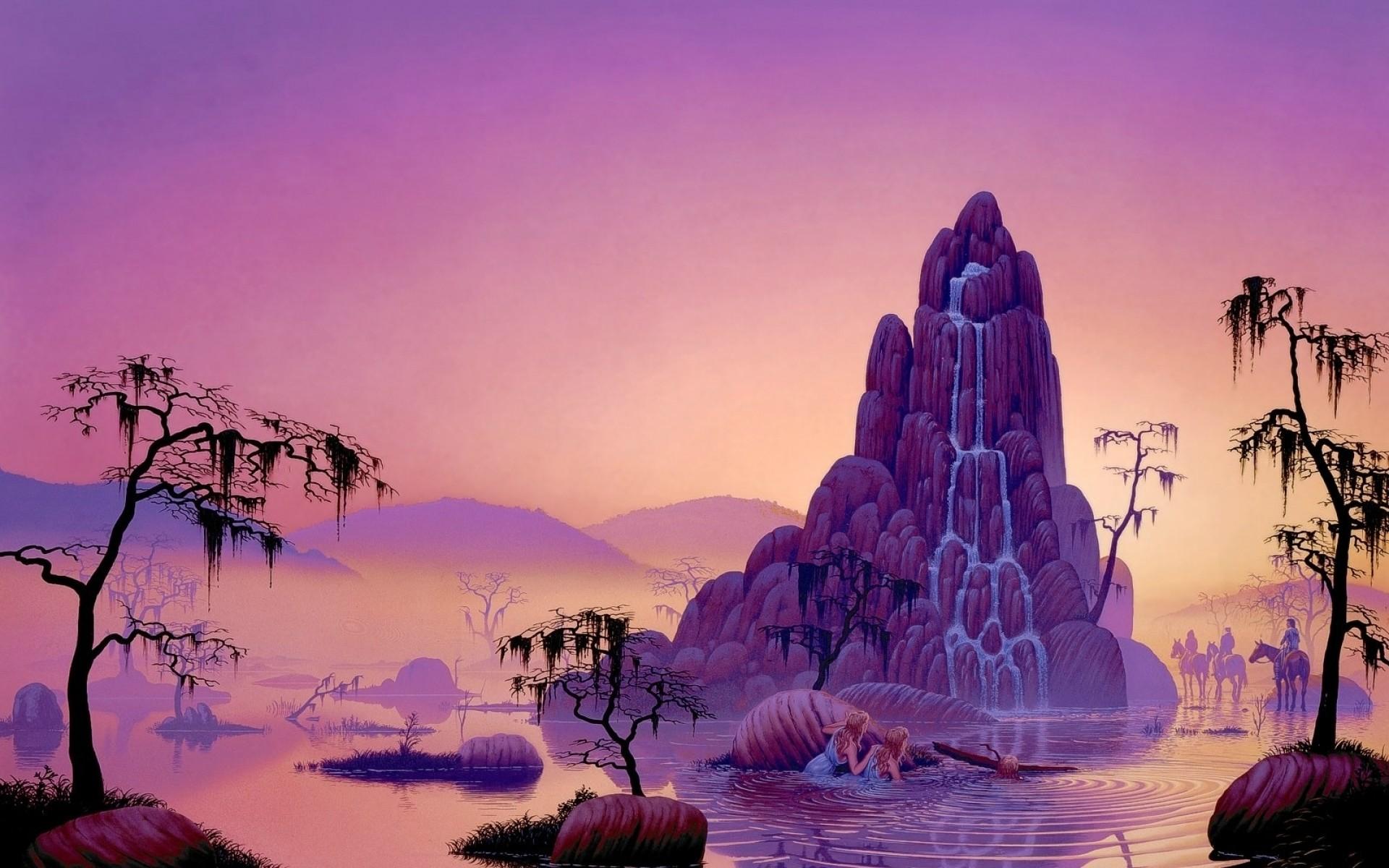 Mermaid background ·① Download free stunning full HD ...