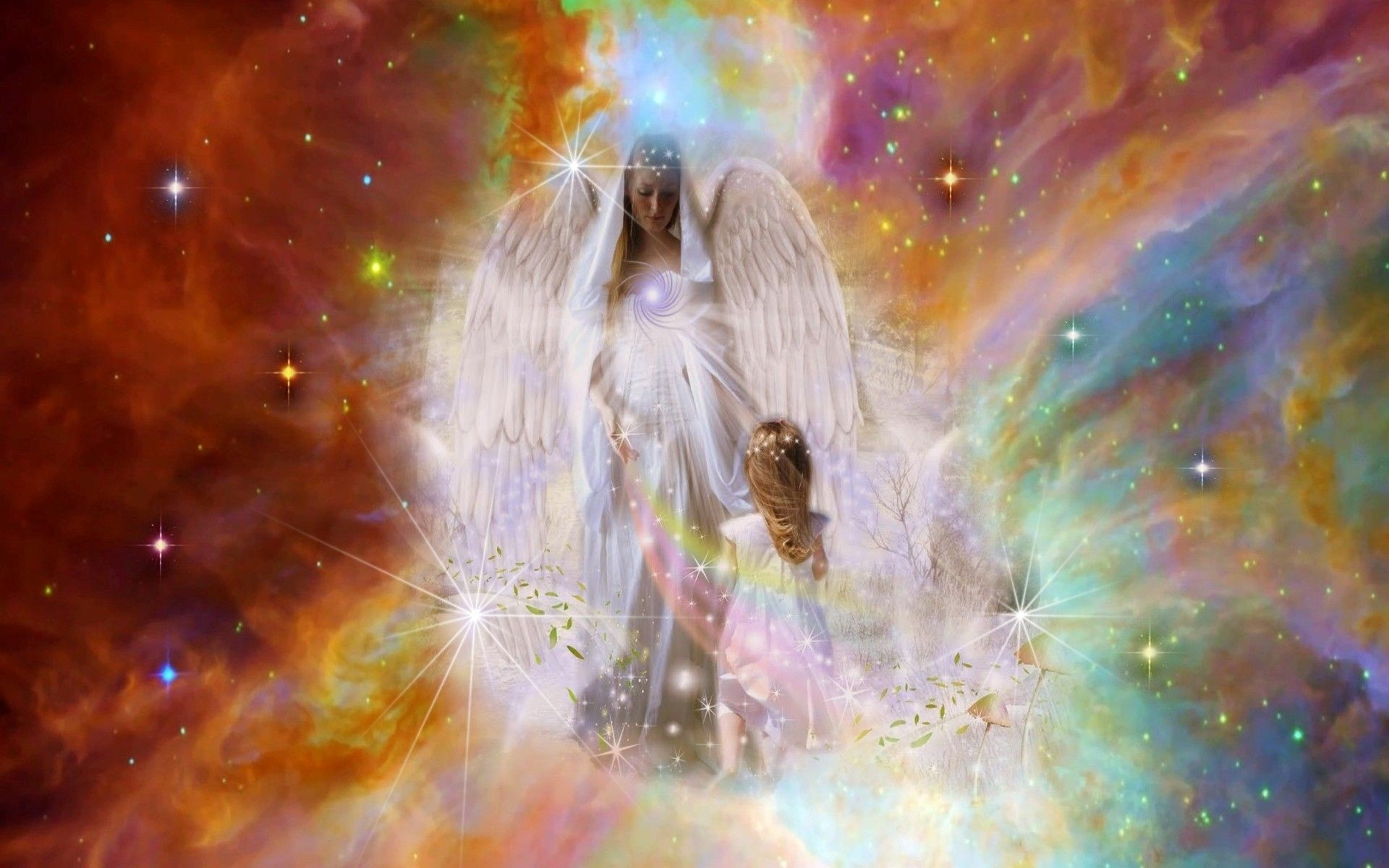 Angel wallpaper ·① Download free full HD backgrounds for ...