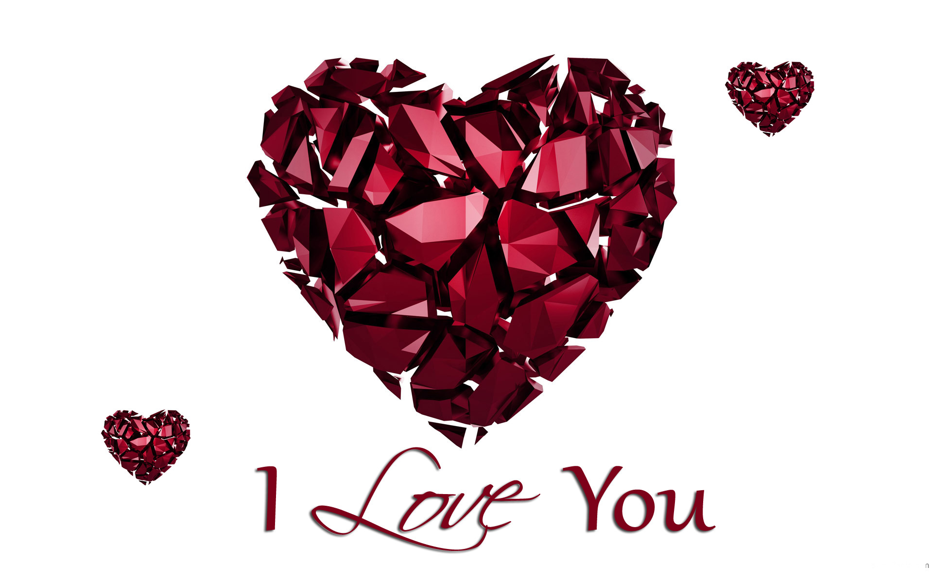 L Love You Wallpaper ①