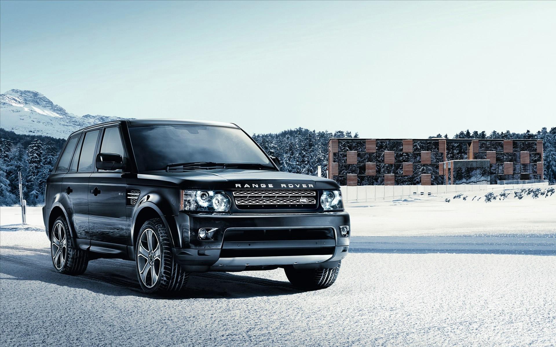 Range Rover Wallpaper ①