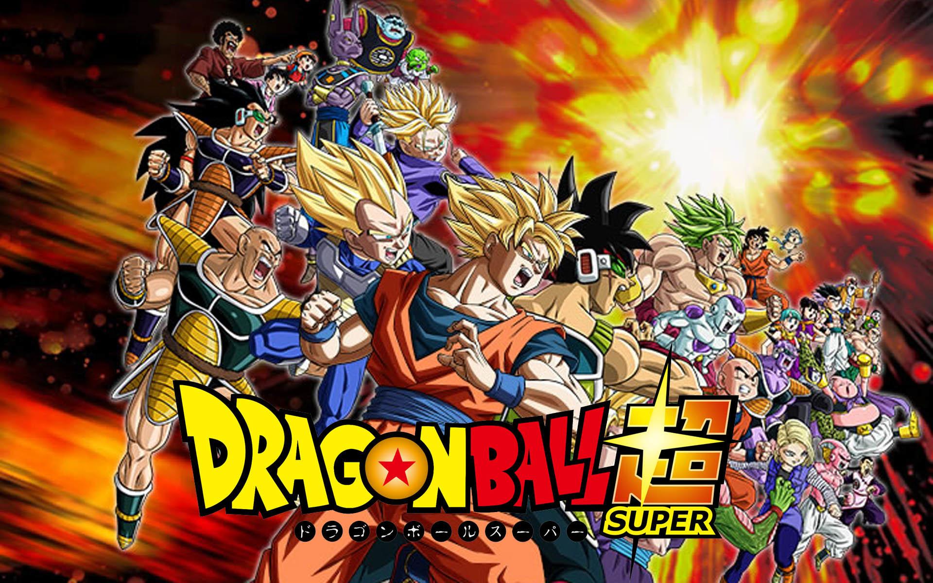 Dragon Ball Super Wallpapers Wallpapertag