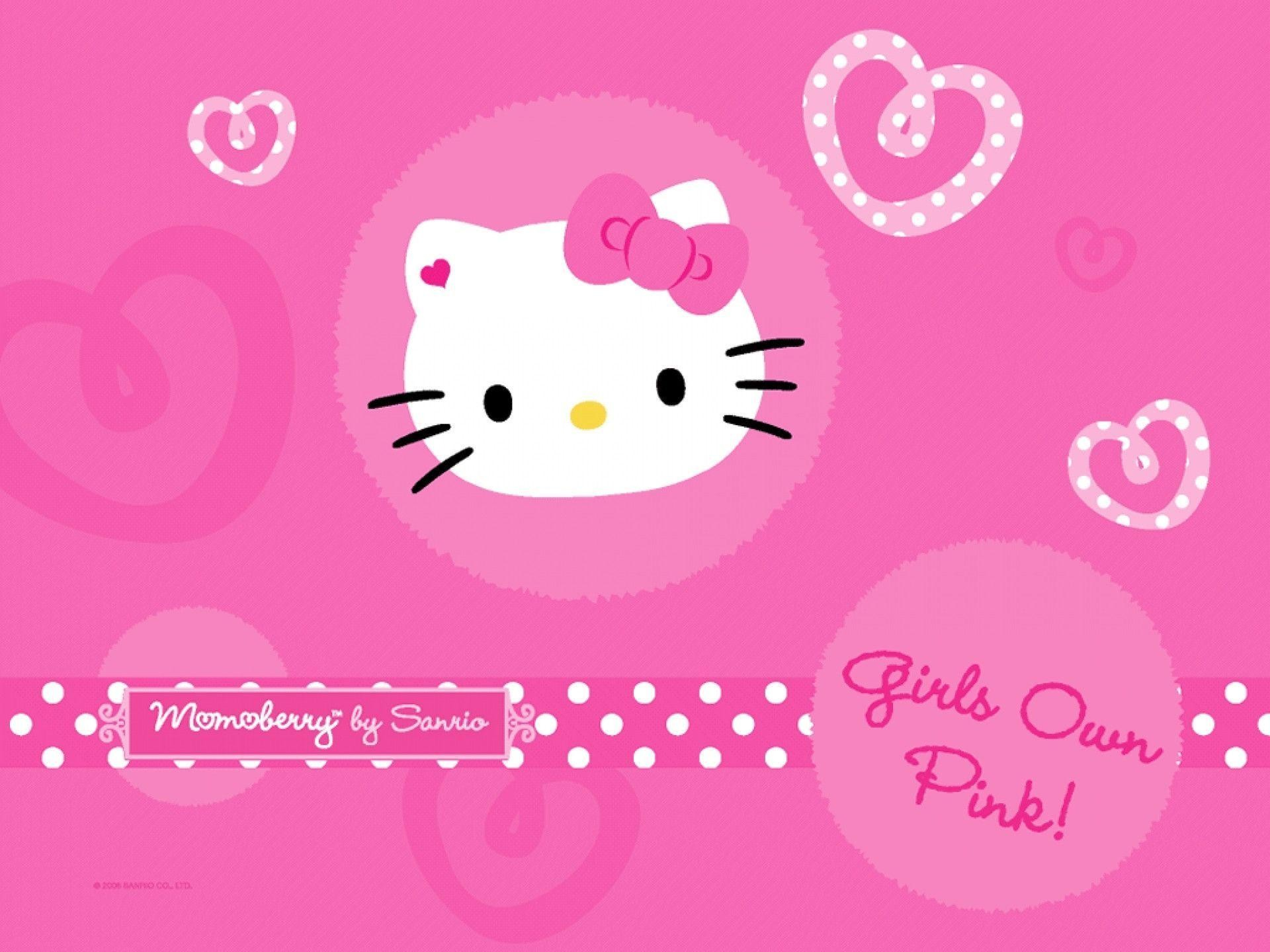 Hello Kitty Wallpapers 2018 Wallpapertag