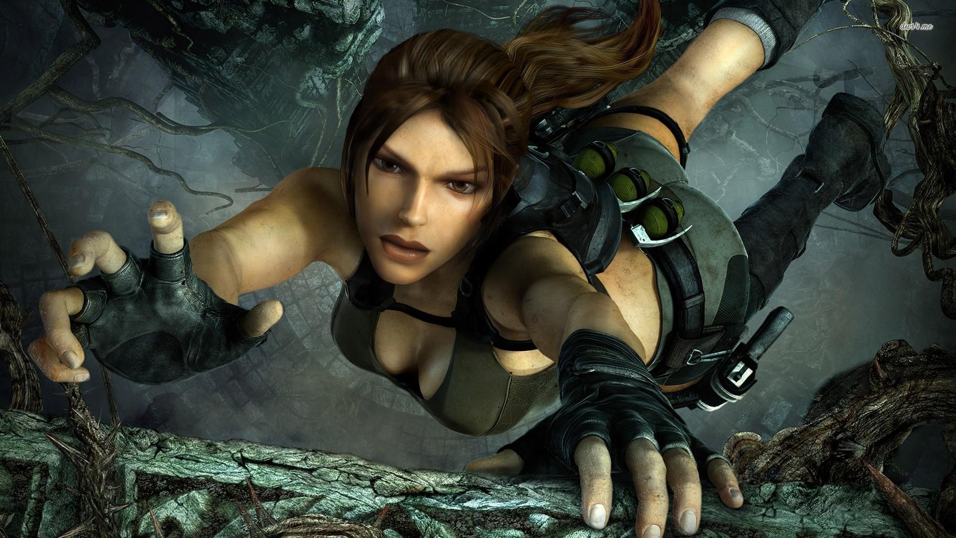 Lara croft lesbian hentai videos xxx download