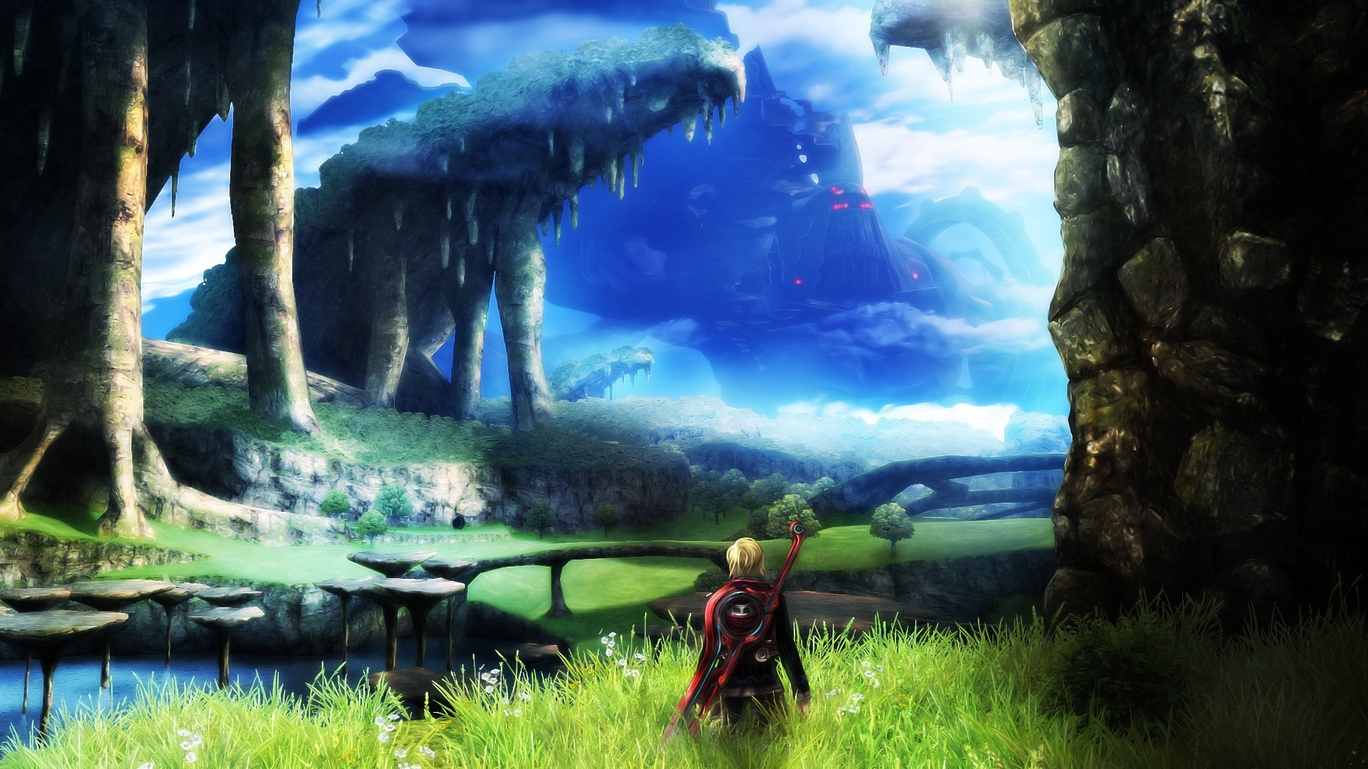 Xenoblade Chronicles Wallpaper Download Free Awesome