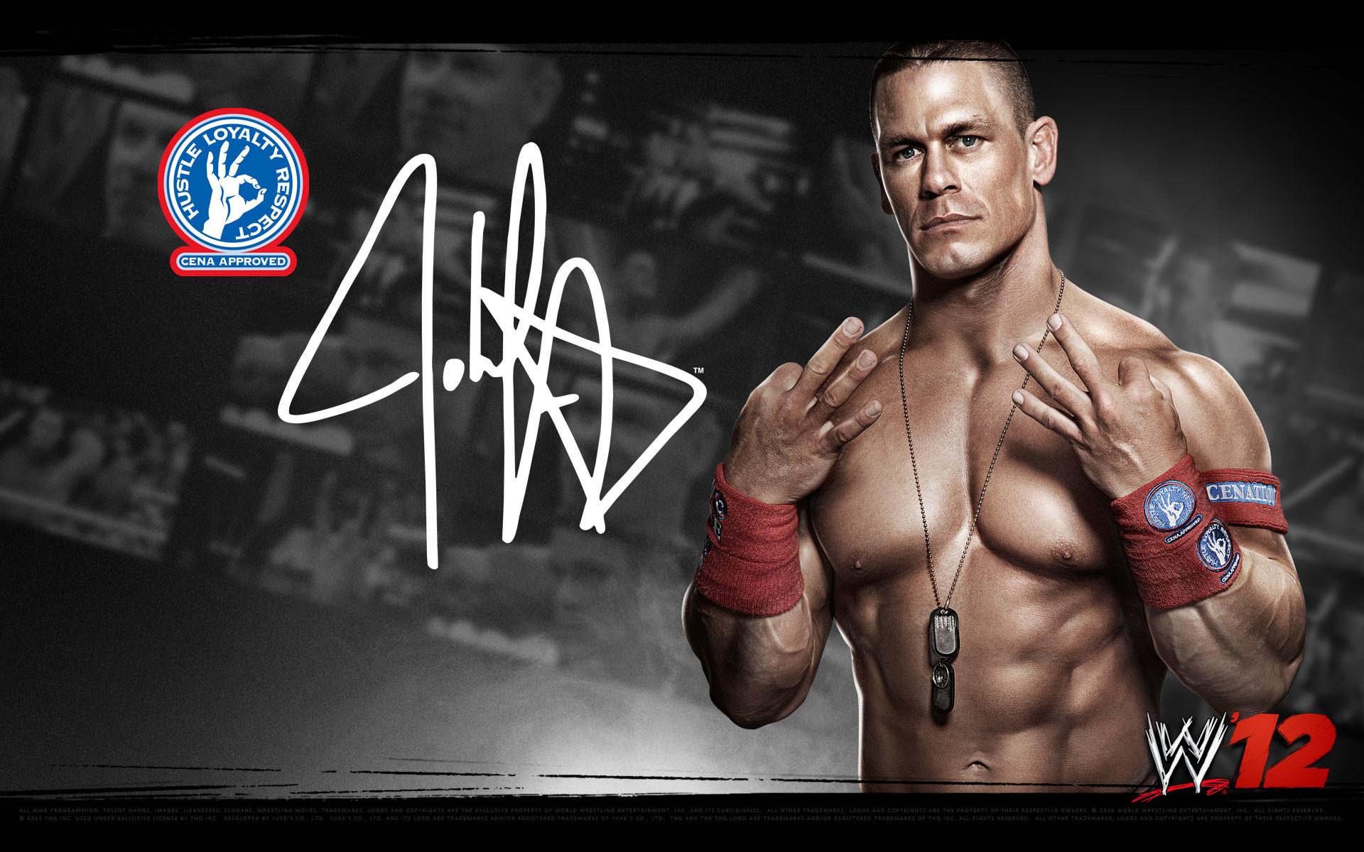 Wwe Superstar John Cena Wallpapers ①