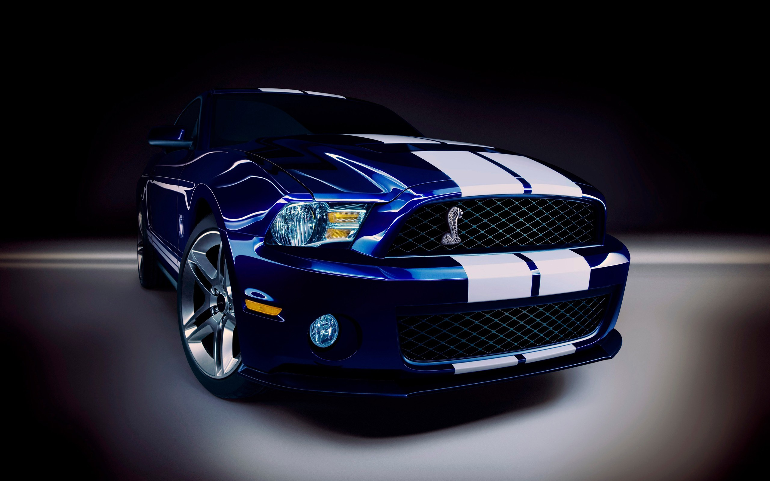 Ford Mustang Logo Wallpaper 1