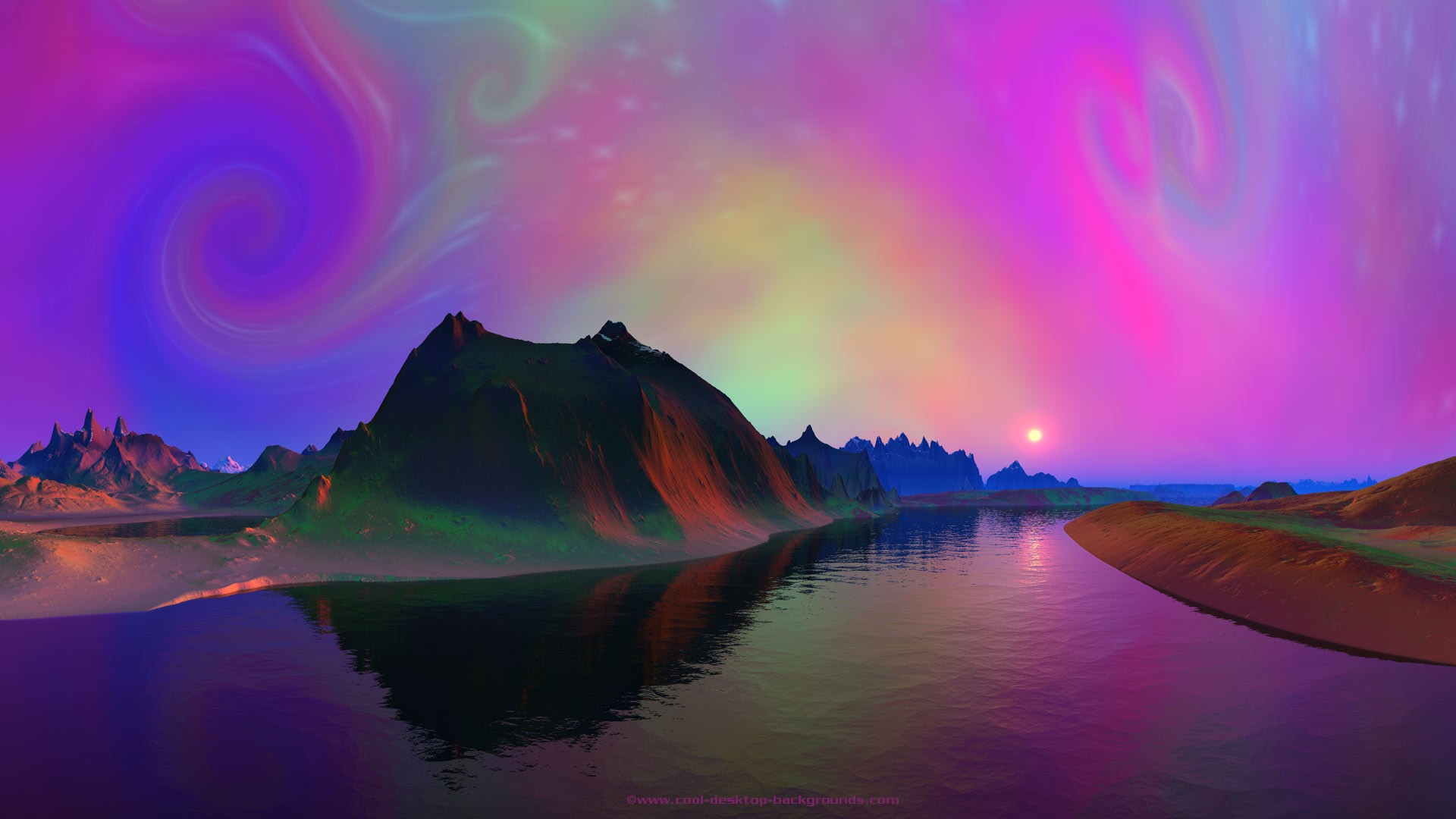 Free Psychedelic Backgrounds Download
