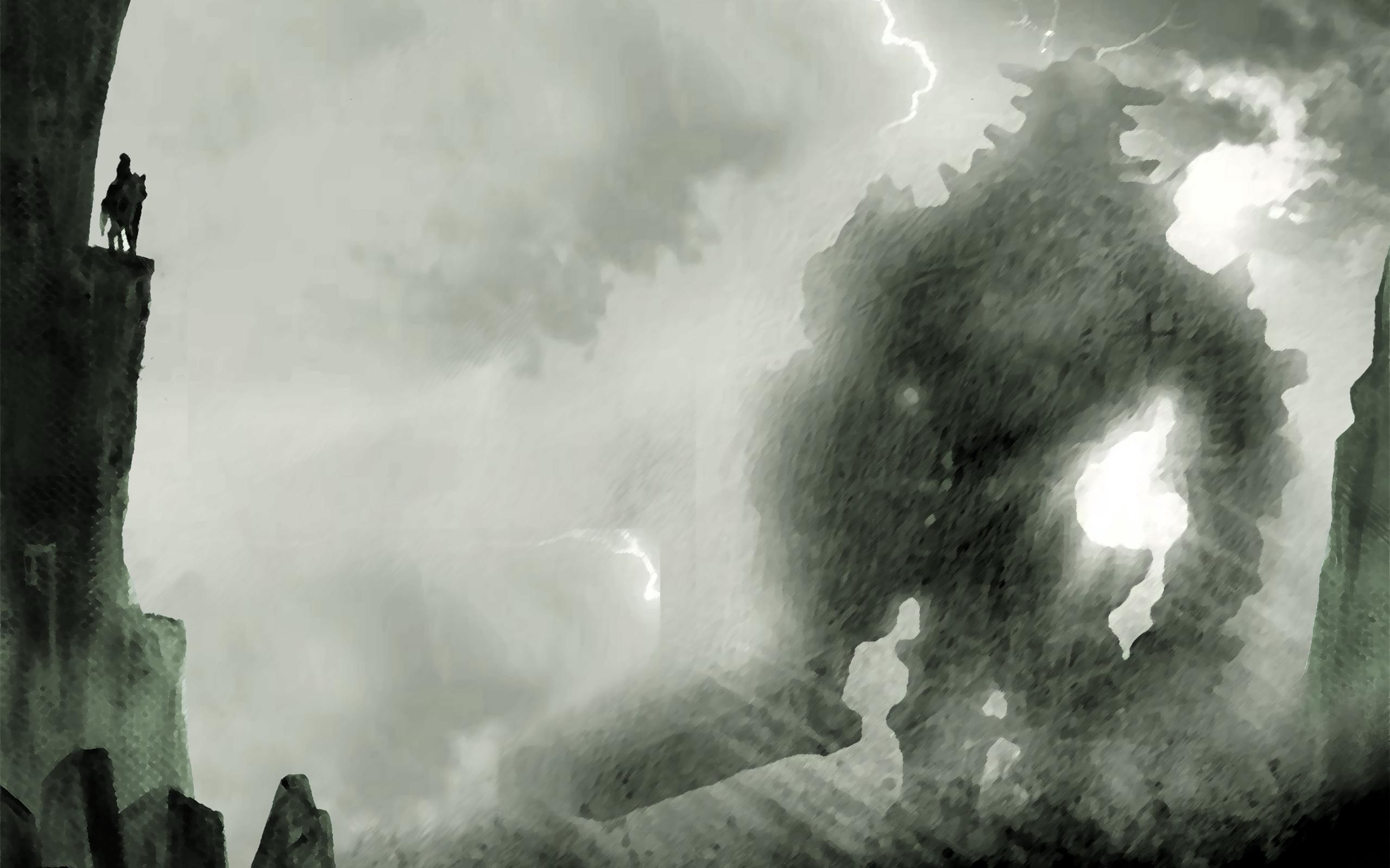 Shadow of the colossus wallpapers wallpapertag - Shadow of the colossus iphone wallpaper ...