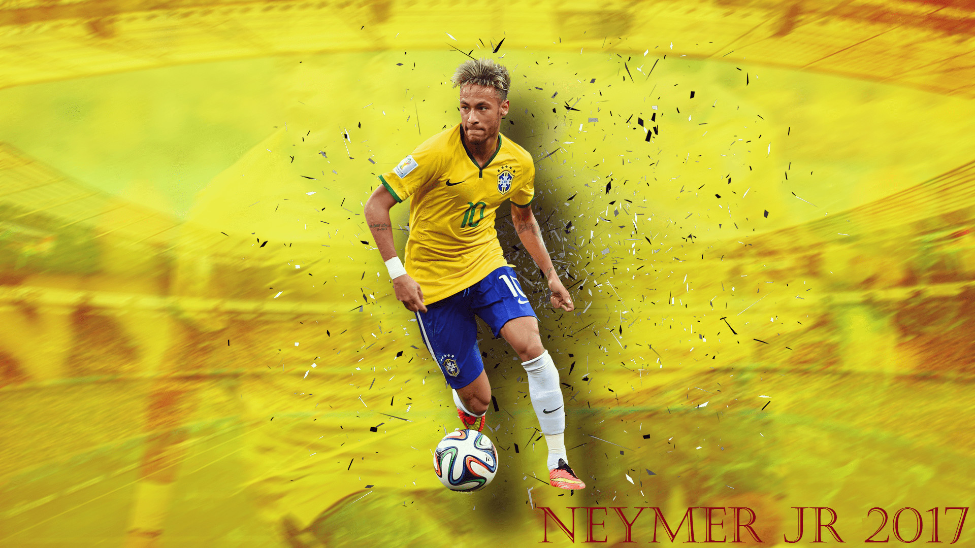 Neymar Wallpaper 2017 Hd Wallpapertag