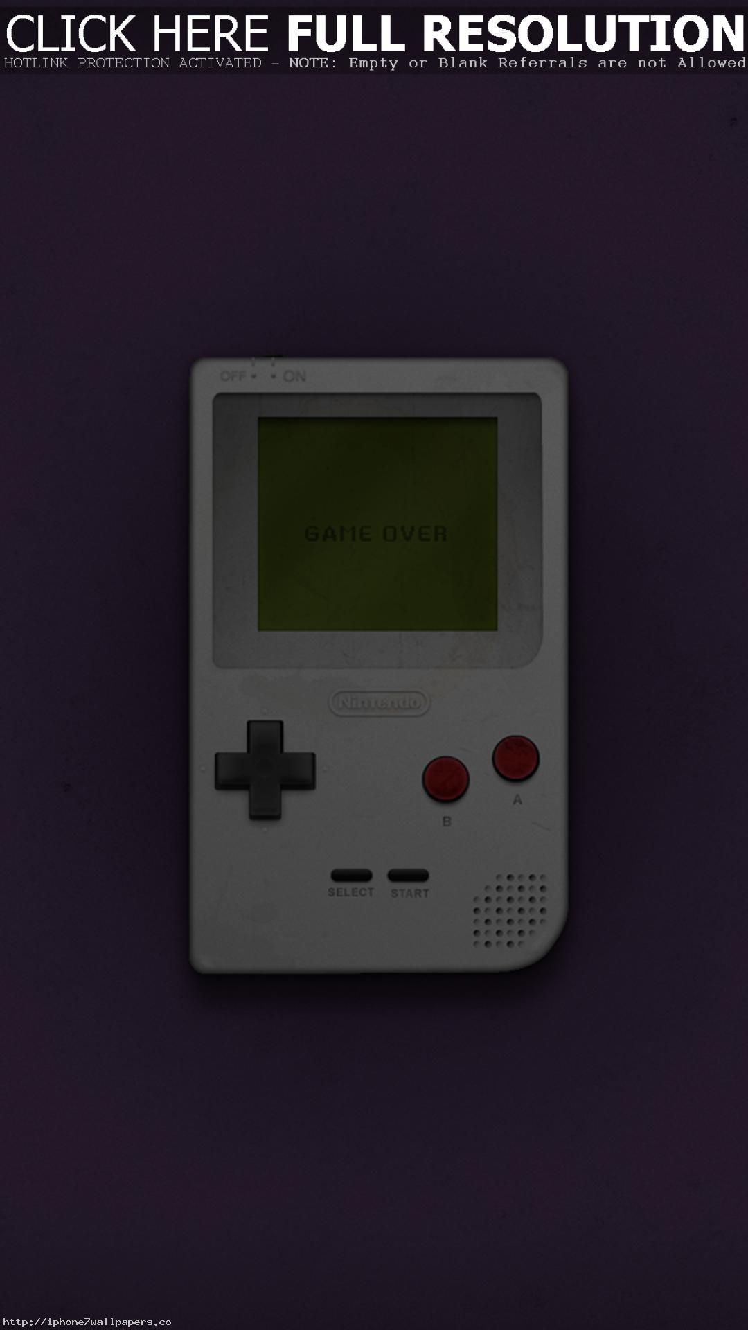 Iphone Wallpaper Gameboy Wallpapertag