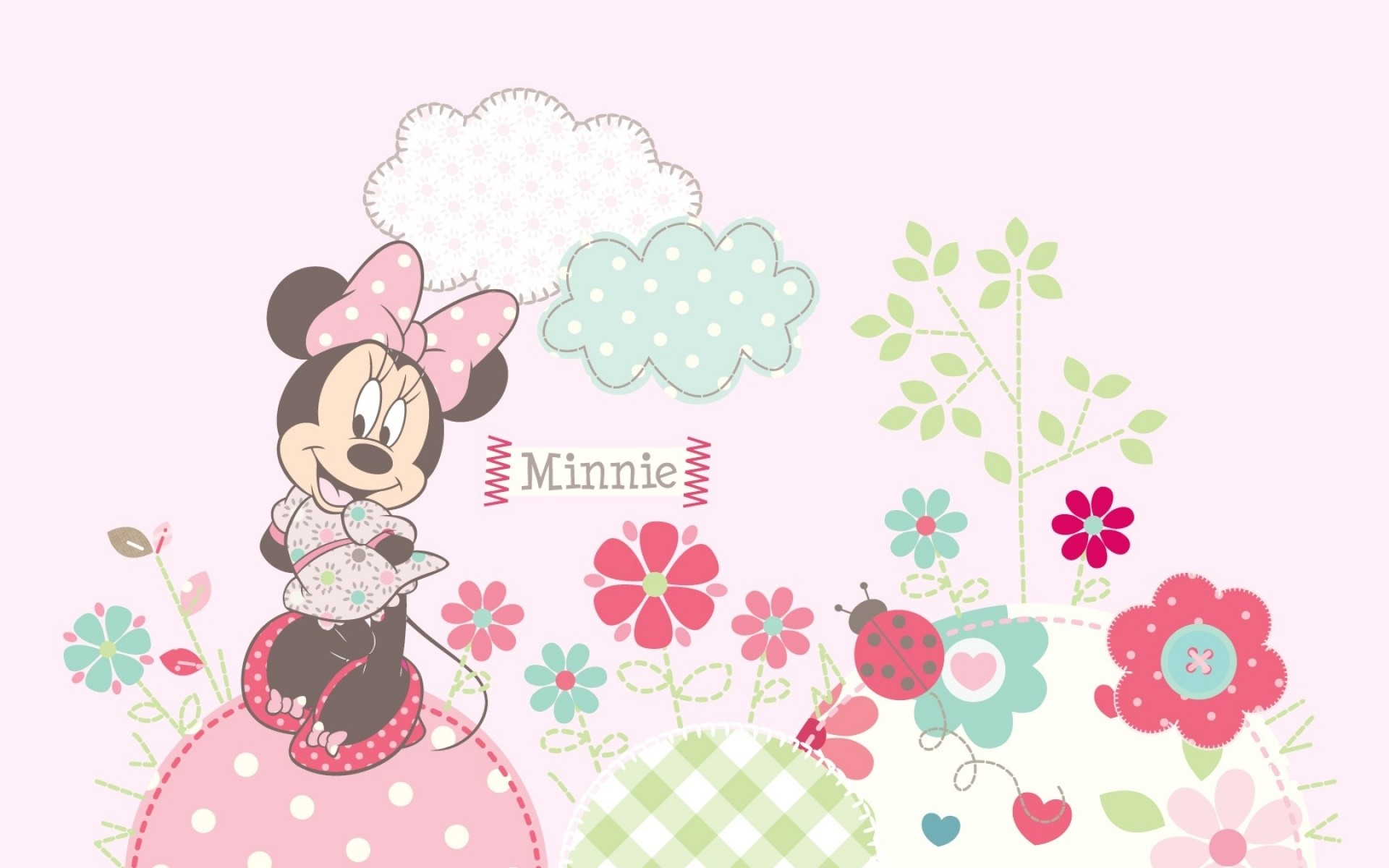 Minnie mouse background download free amazing backgrounds for desktop and mobile devices in - Minnie mouse mobel ...