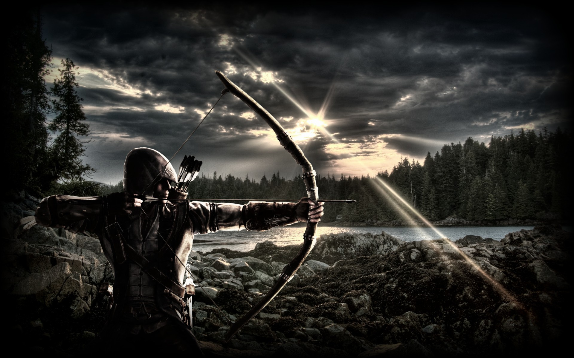 Archery Wallpaper HD Wallpapers Download Free Images Wallpaper [1000image.com]