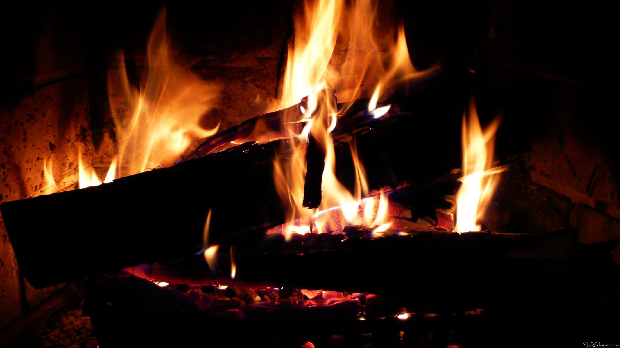 download christmas fireplace live wallpaper