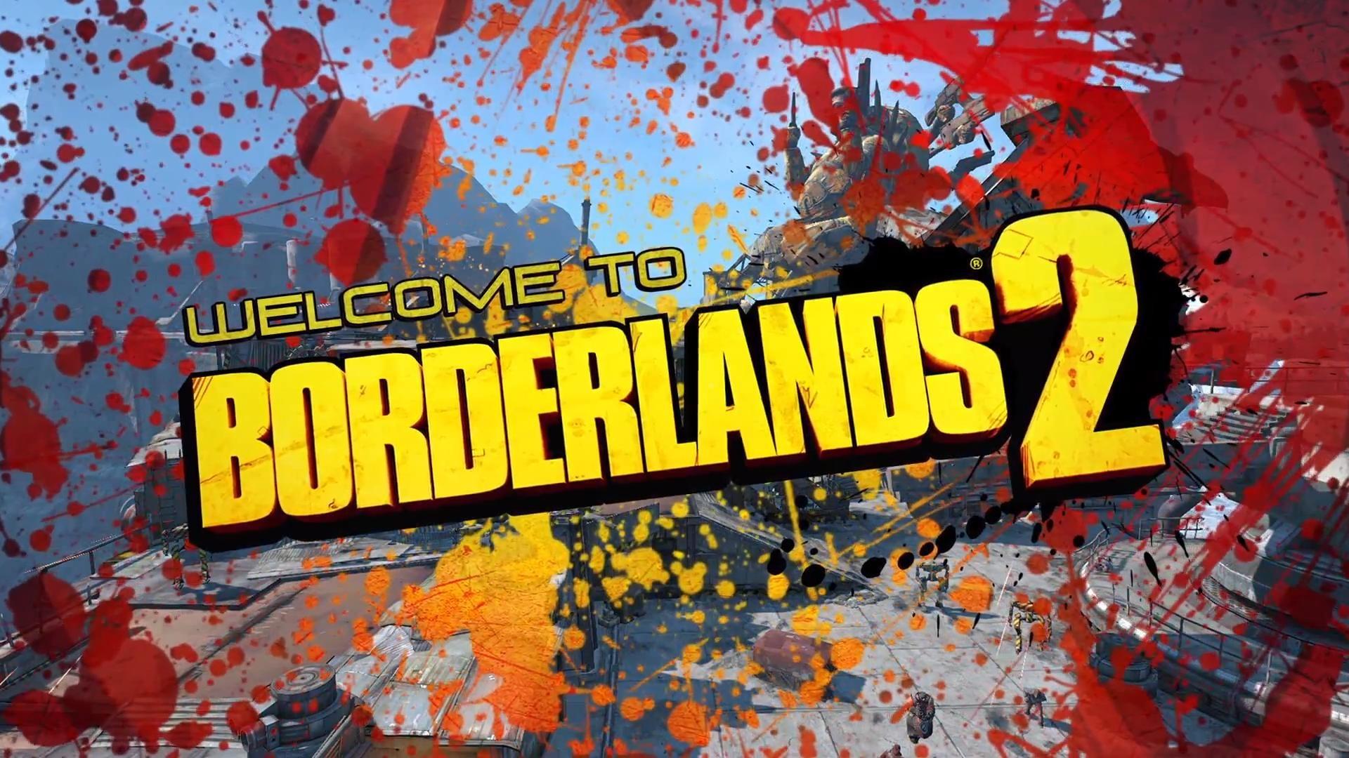 с borderlands 2 знакомство
