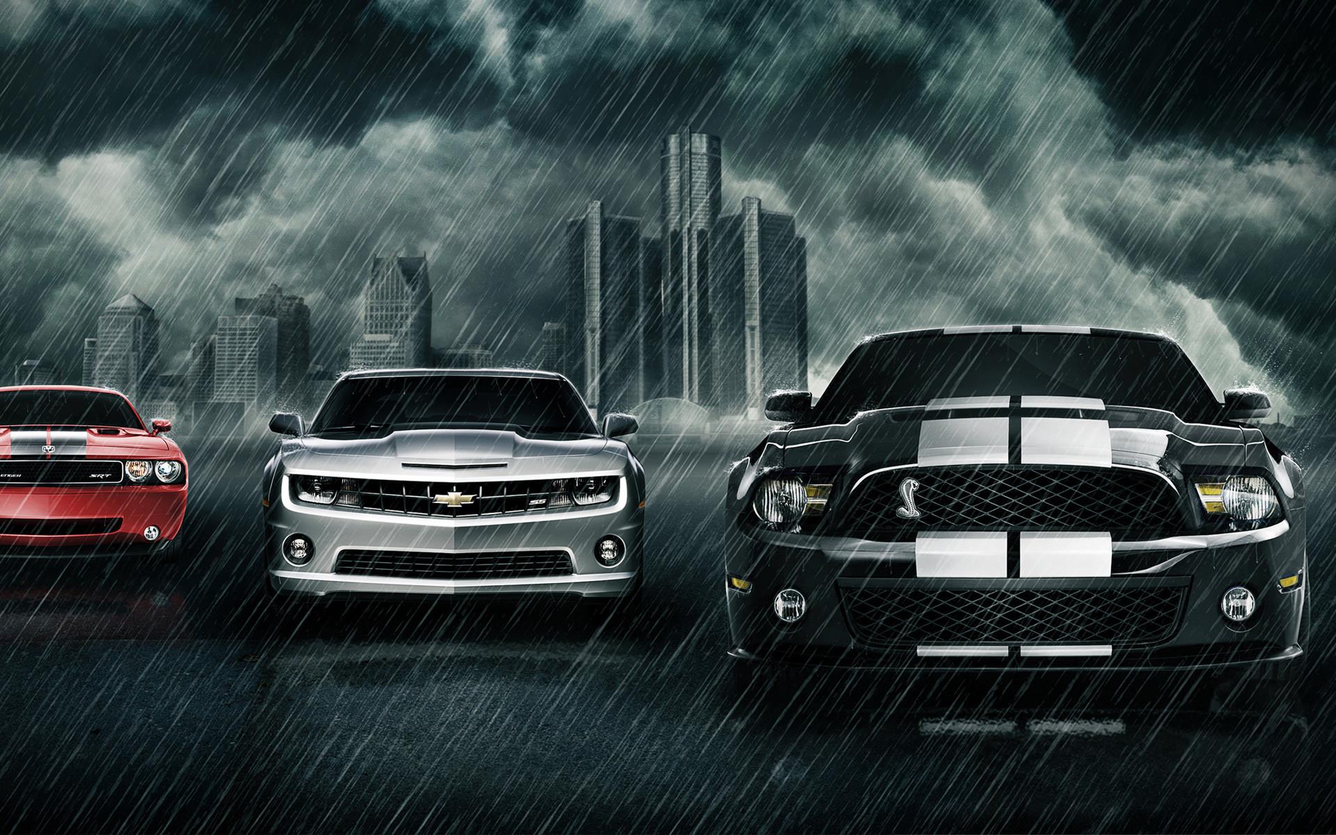 Muscle Cars Hd Wallpaper Wallpapertag