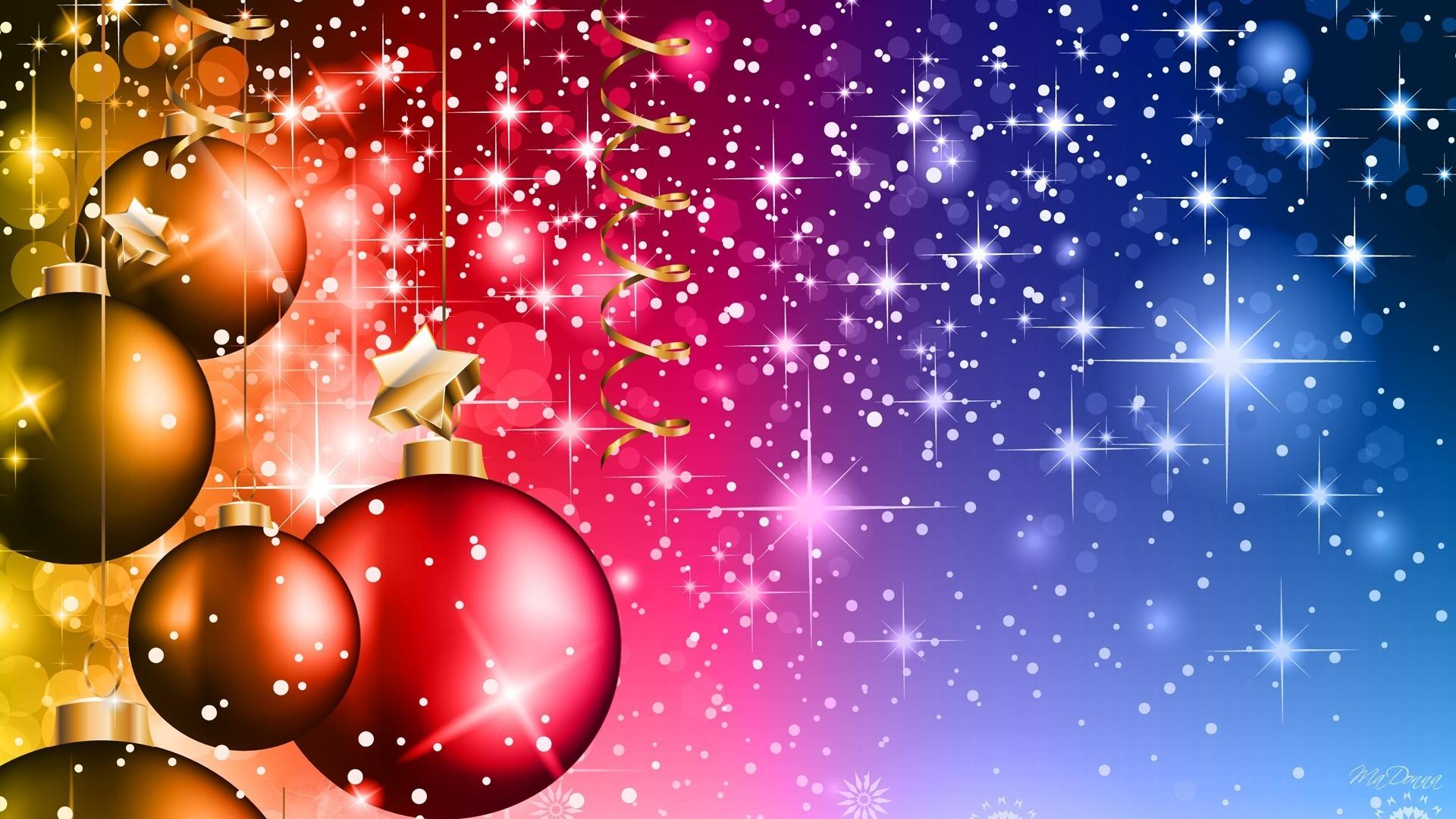 Christmas Holidays Hd Wallpaper: Rainbow Stars Backgrounds ·① WallpaperTag