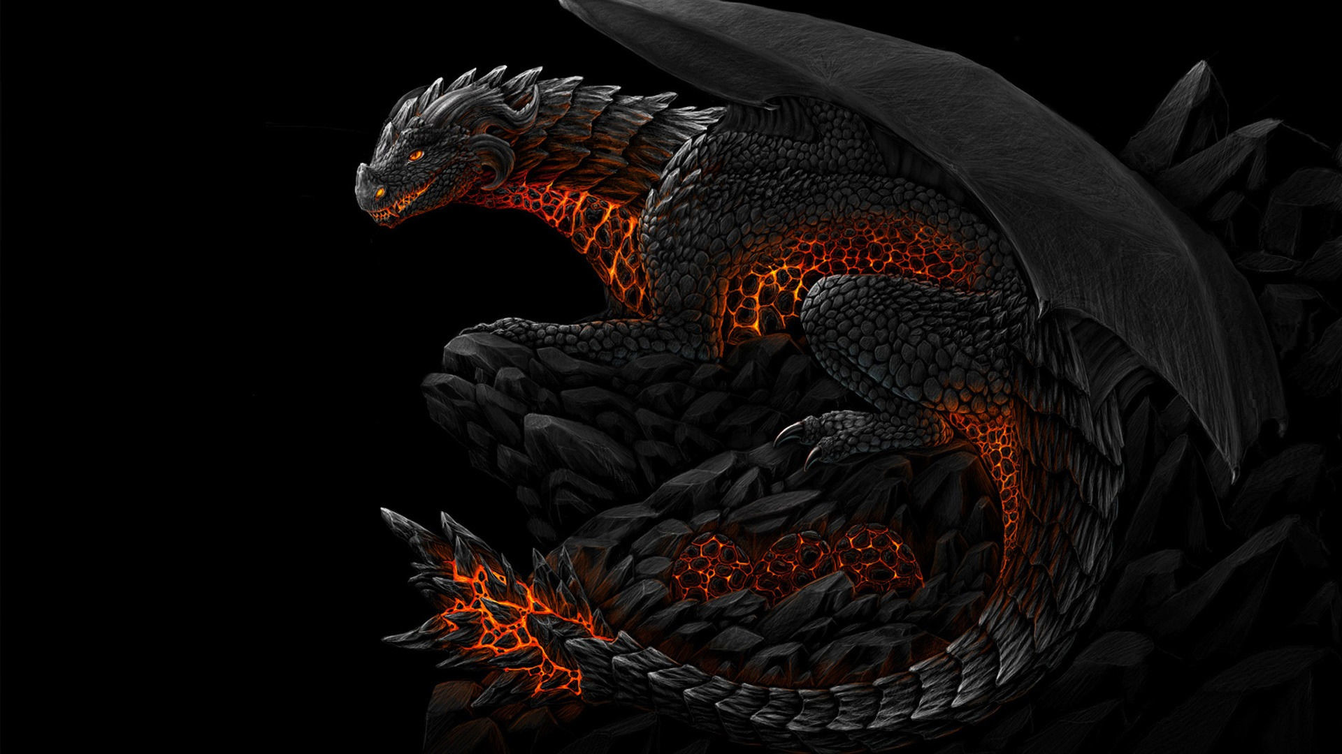 Awesome Dragon Backgrounds ①