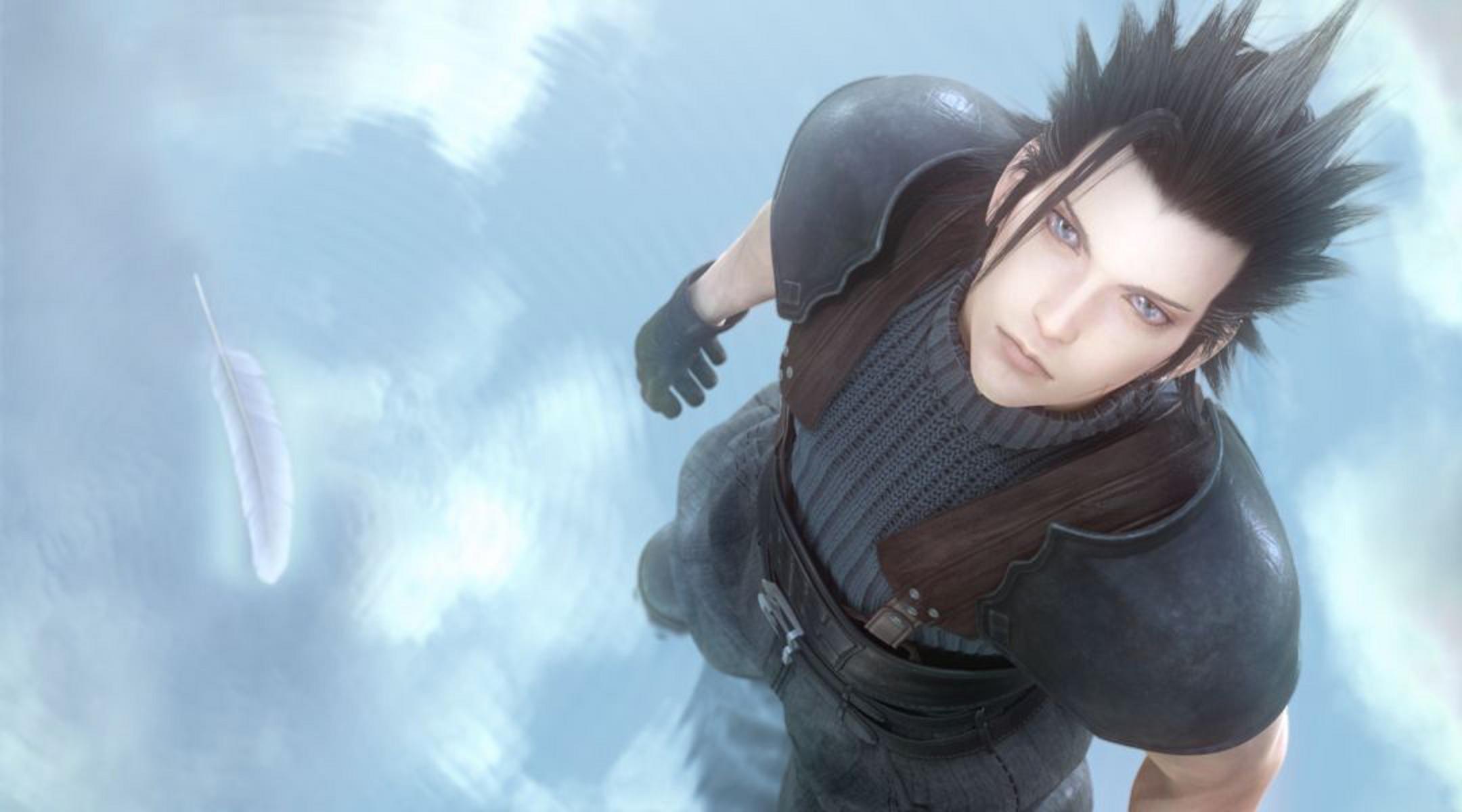 Versus Series  Zack Fair amp Cloud Strife Vs Sephiroth