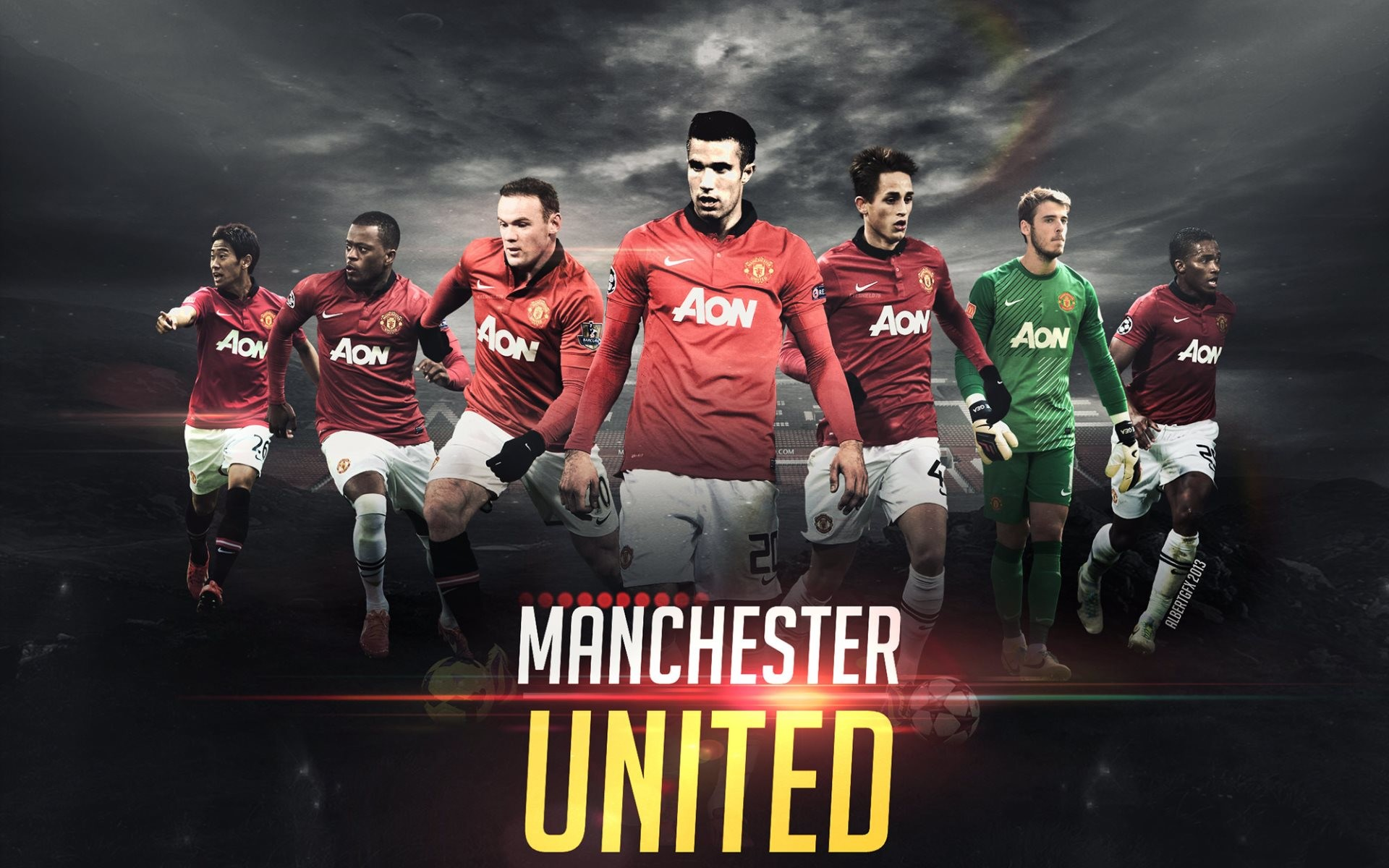 manchester united - HD1920×1080