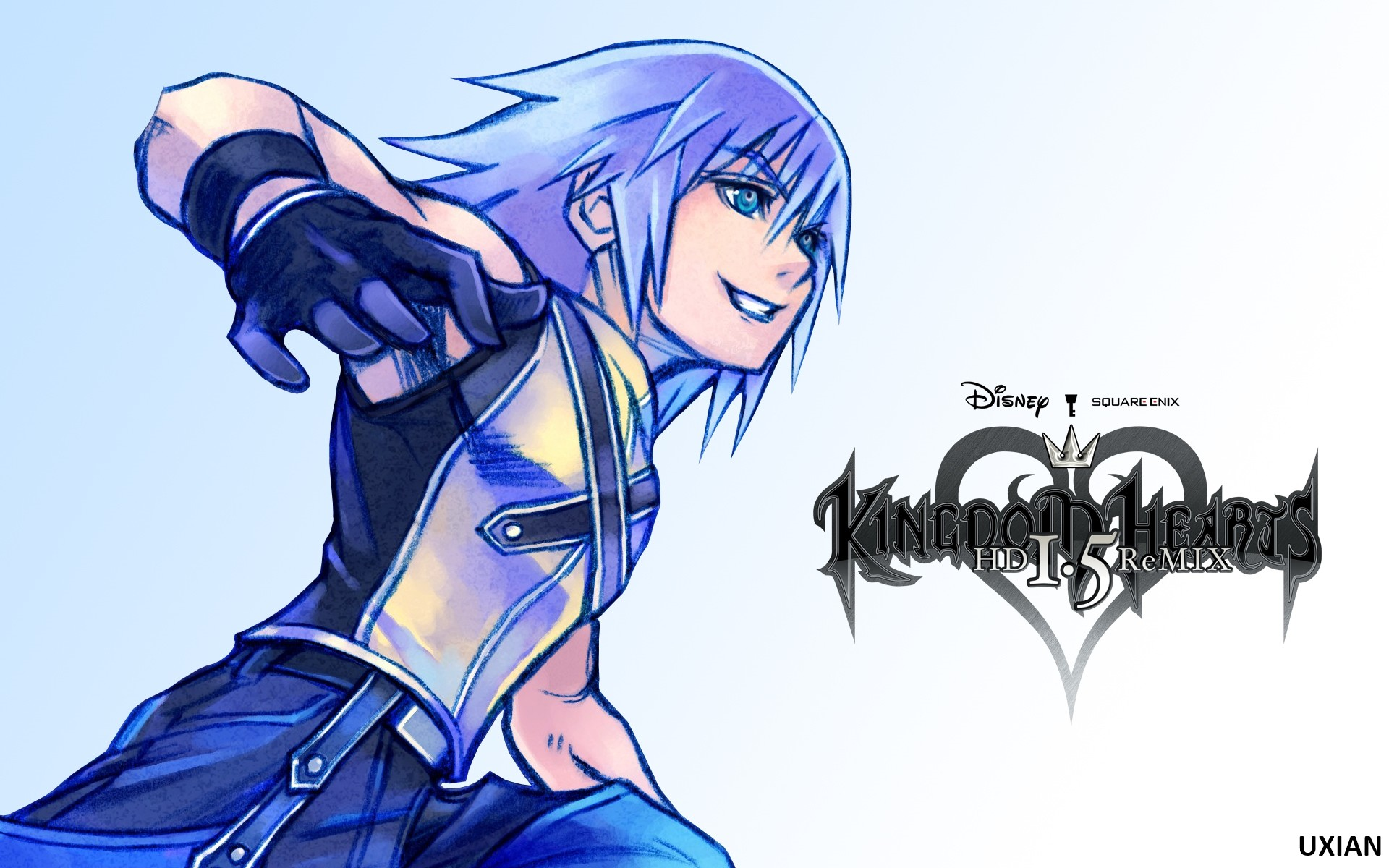 Kingdom Hearts Riku Wallpaper Wallpapertag