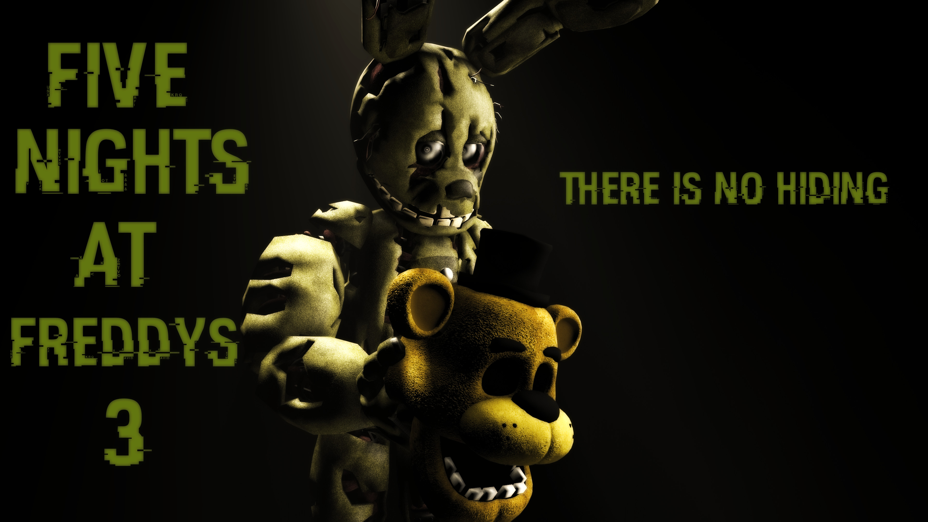 Five Nights At Freddys Fnaf Wallpapers Wallpapertag