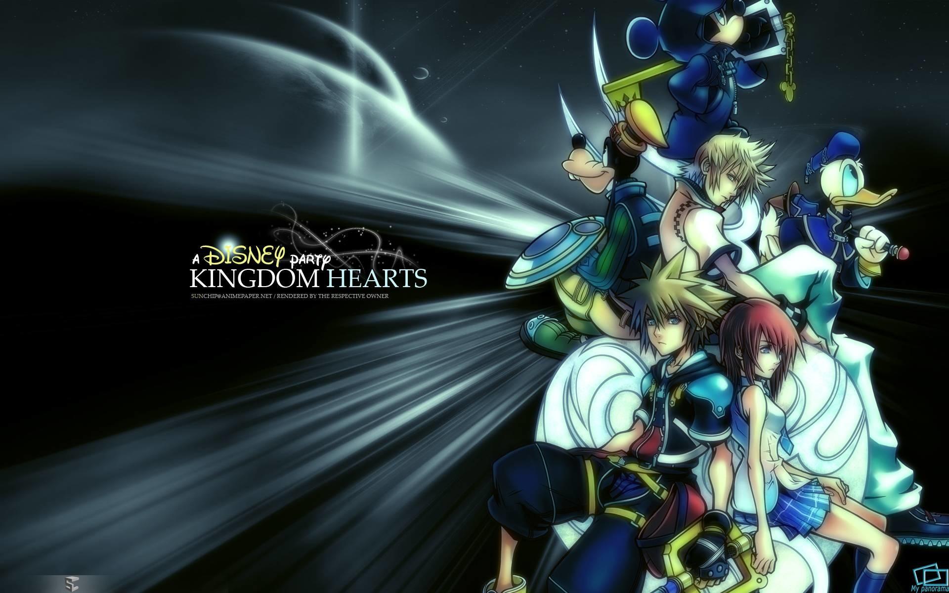 Kingdom Hearts Desktop Backgrounds Wallpapertag