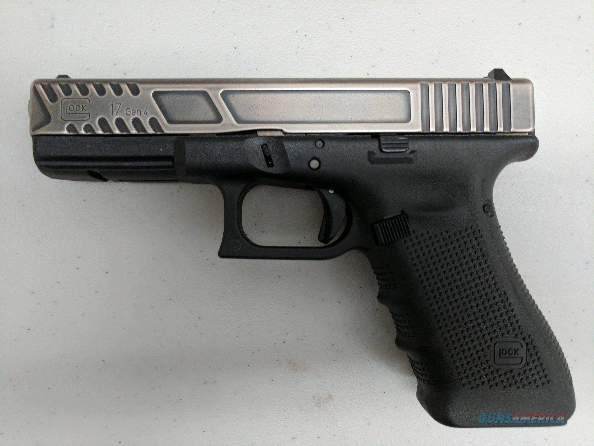 Glock 17 Gen 4 Wallpaper ·①