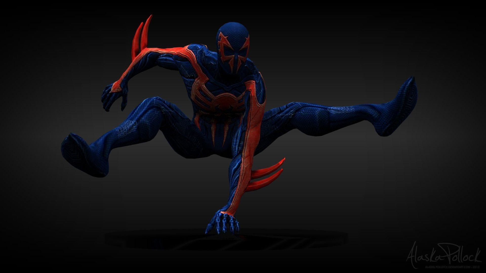 Spider Man 2099 Wallpaper Wallpapertag