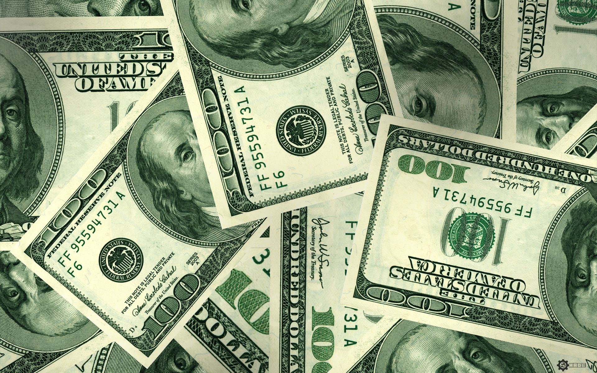 100 Dollar Bill Wallpaper Wallpapertag