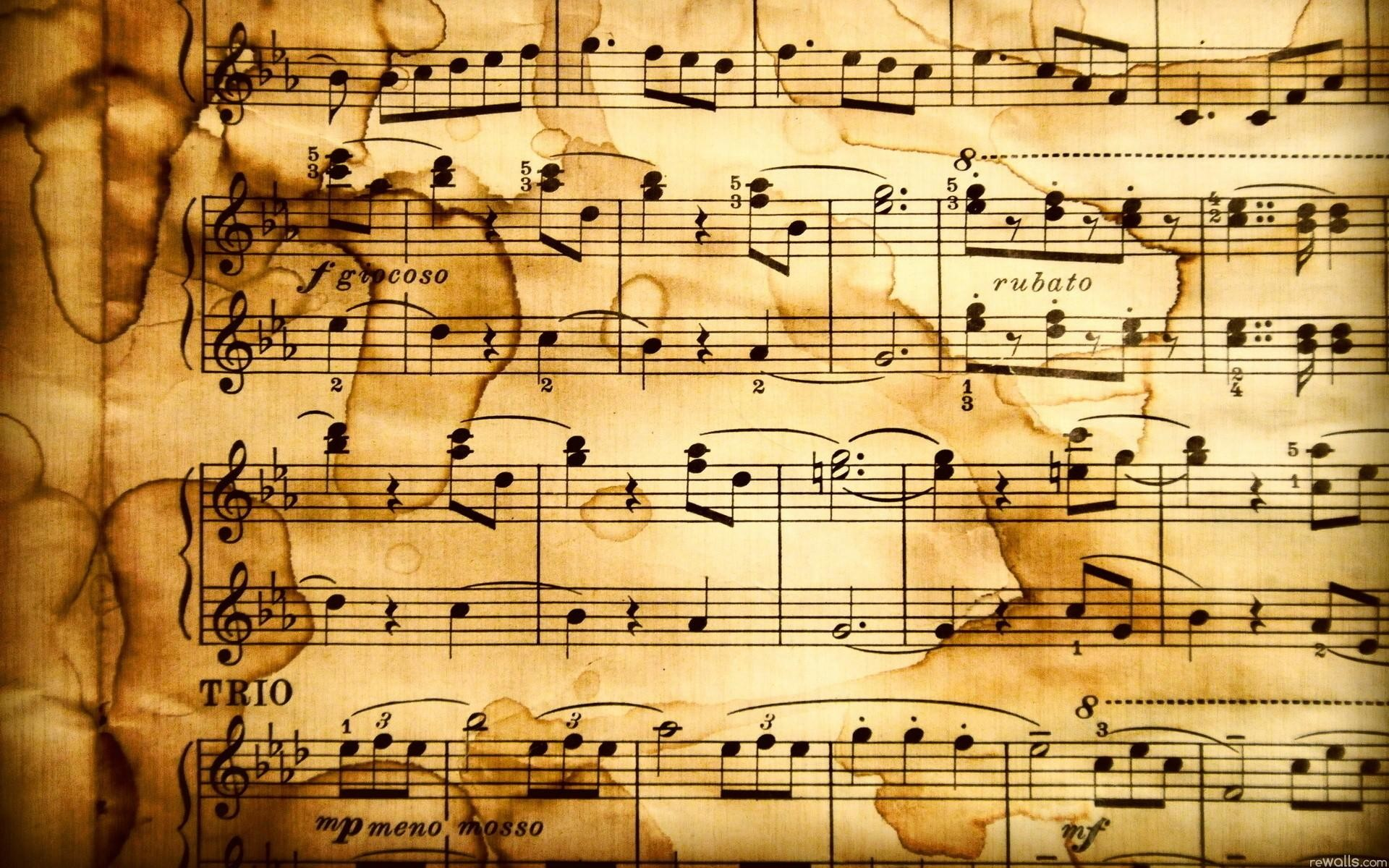 Musical Instrument Wallpapers ·①