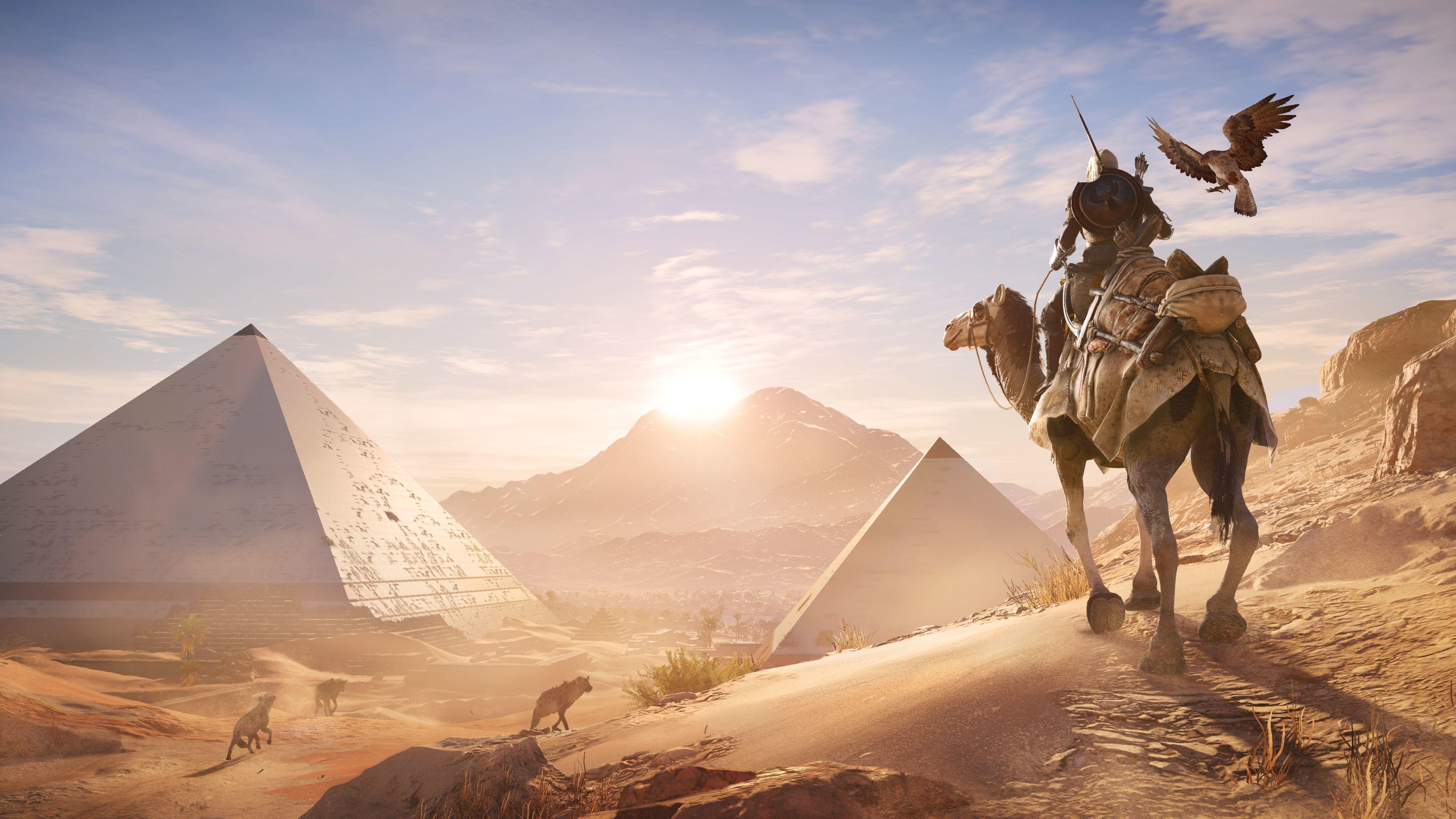 Assassins Creed Origins Wallpapers