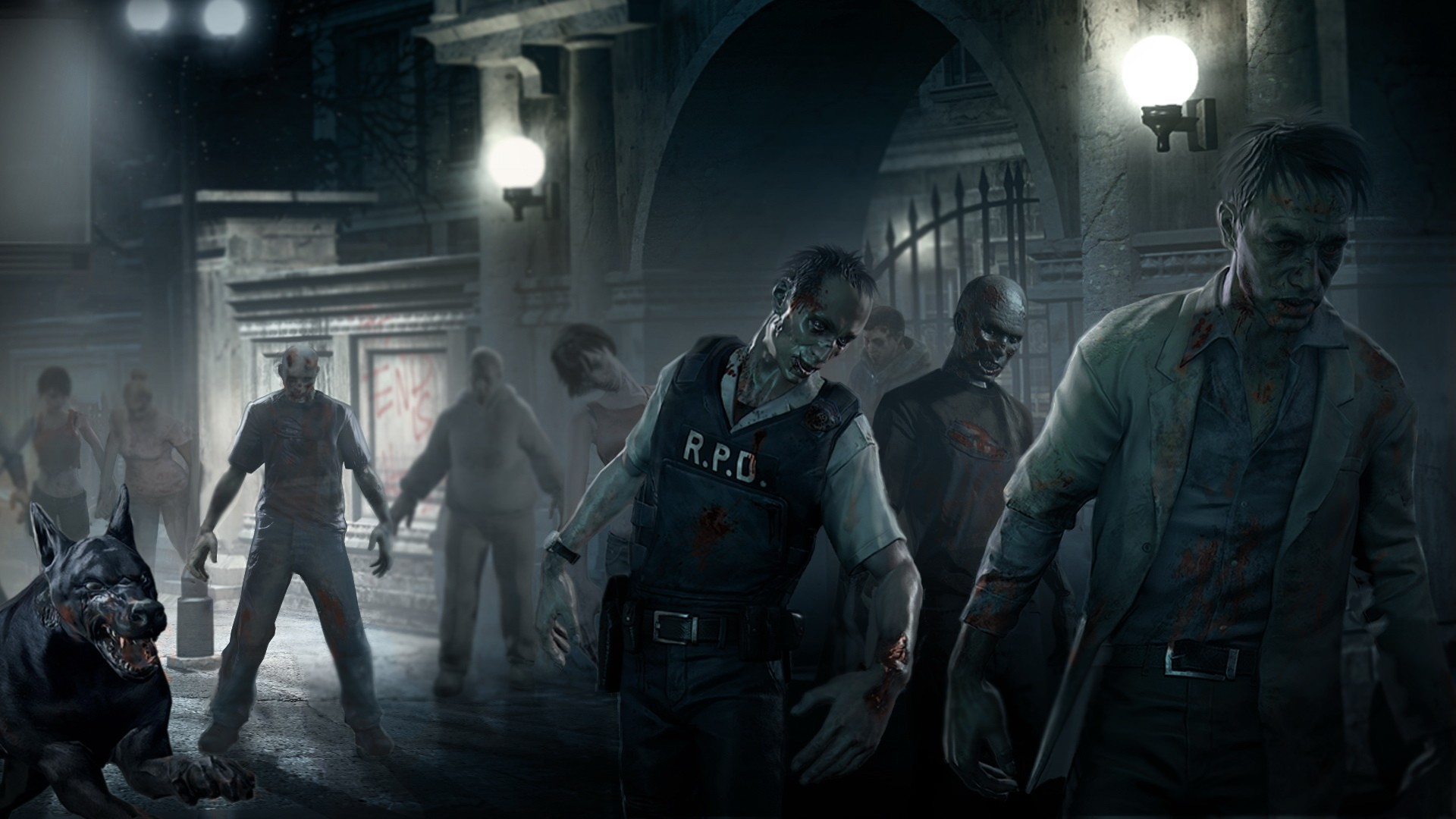 33 zombie backgrounds download free beautiful high resolution 1920x1080 it came out of dead island zombie selfie nice zombie wallpaper artwork download voltagebd Images