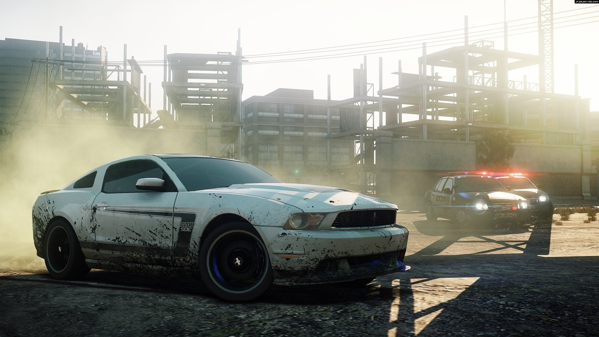 Need For Speed Most Wanted Cars Wallpapers