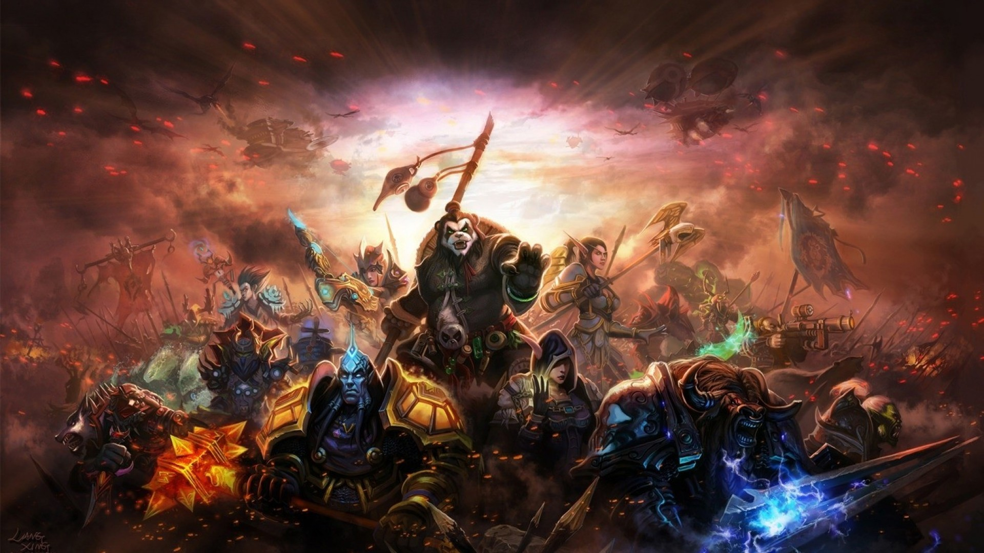 how to make blizzard games download faster