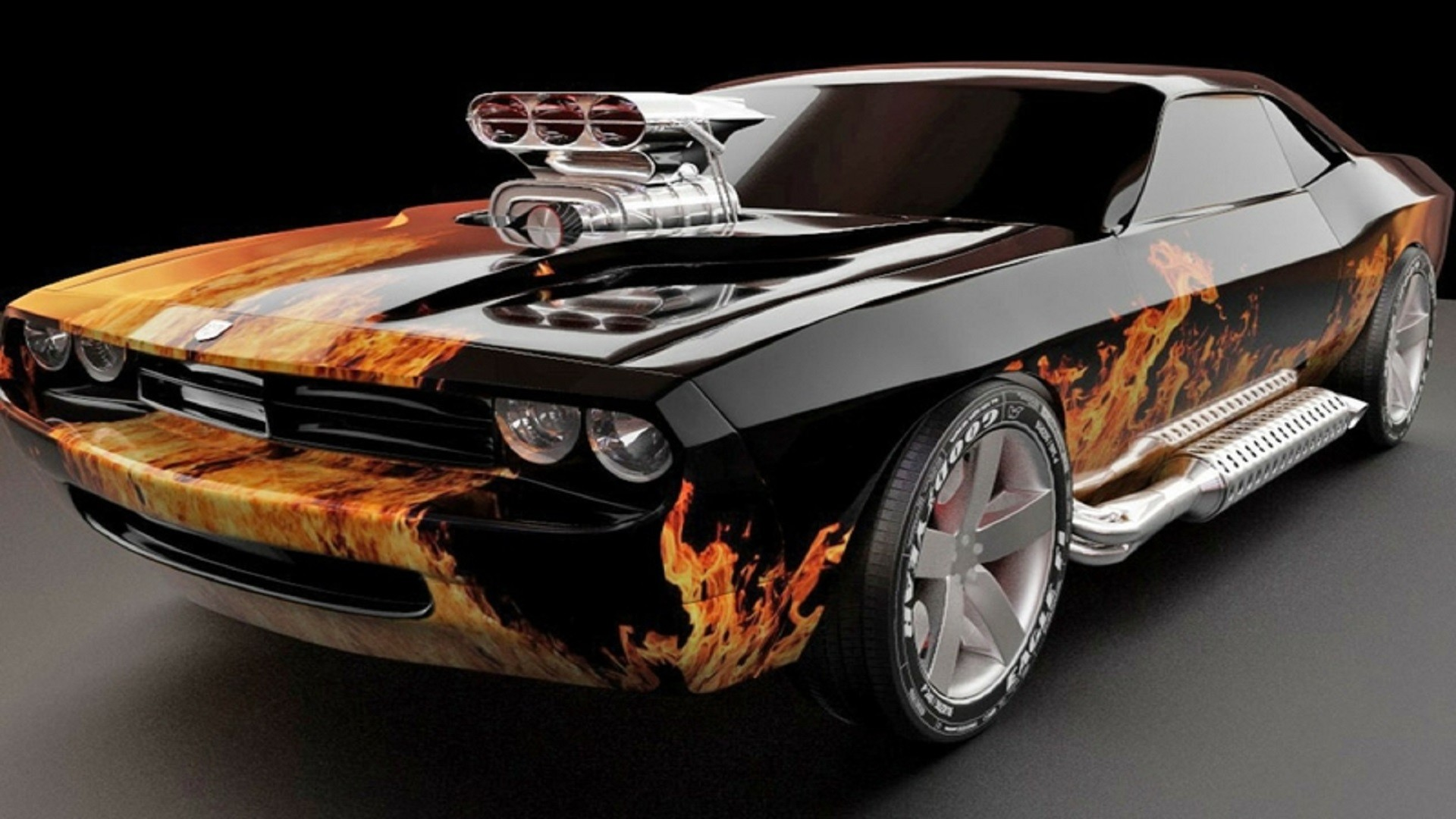 Muscle Cars HD Wallpaper 1