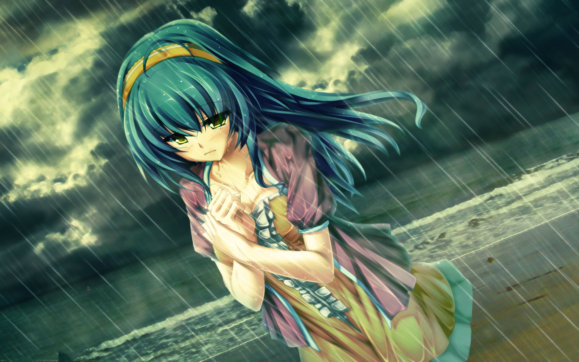 Sad Anime Wallpapers ·① WallpaperTag
