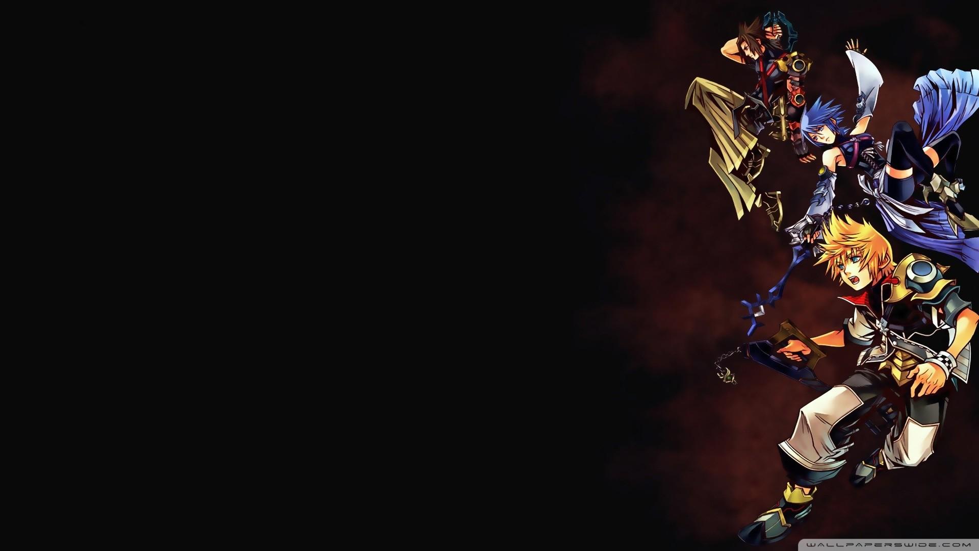 Kingdom Hearts Birth By Sleep Wallpaper Wallpapertag