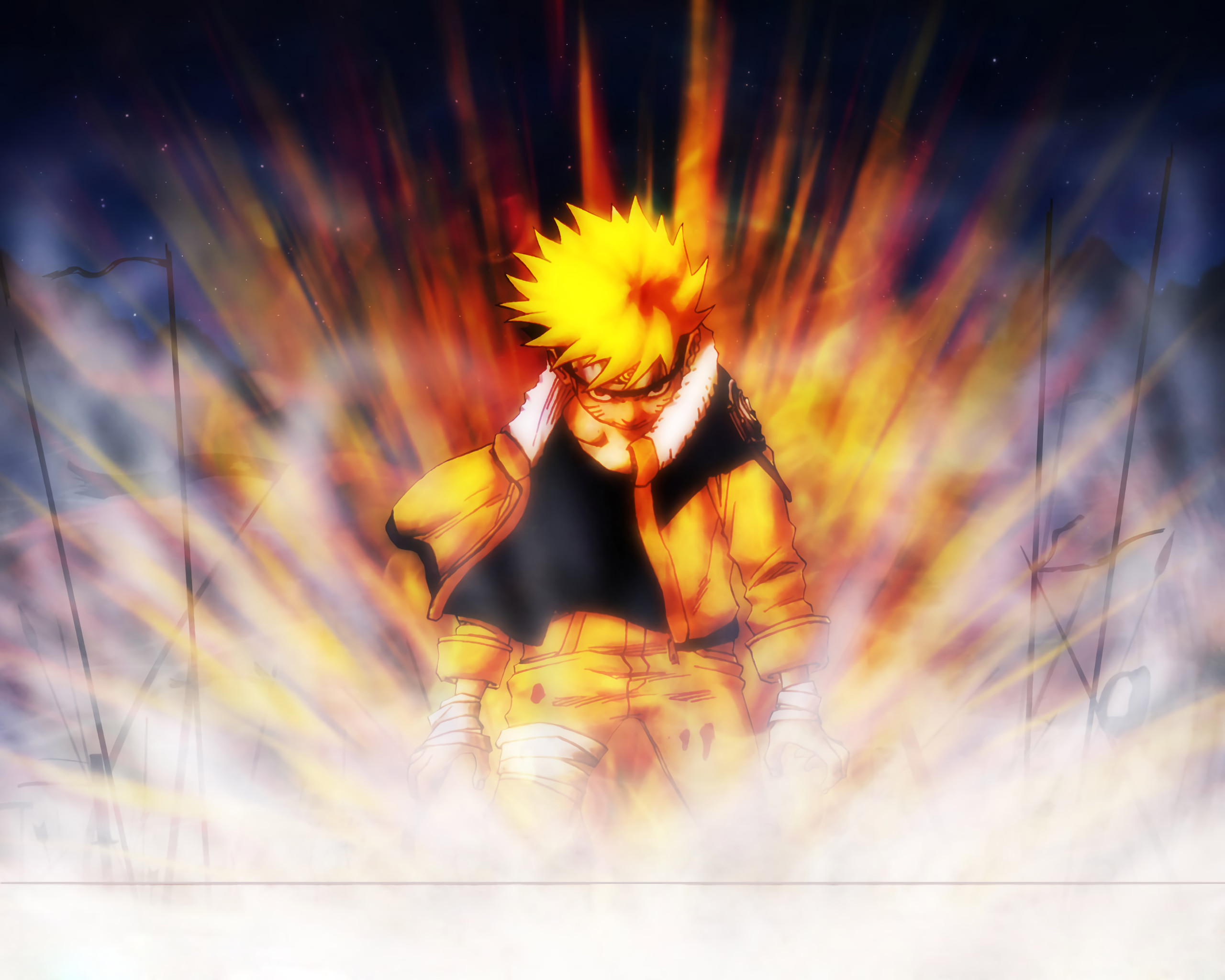 Naruto Vs Sasuke 4k Wallpaper High Quality » Cinema ... |Naruto High Quality Wallpaper