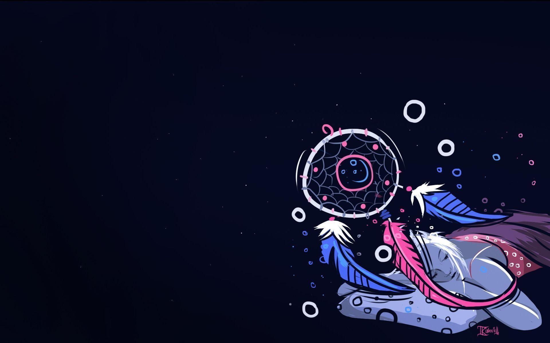 Dreamcatcher Tumblr Background ·① WallpaperTag