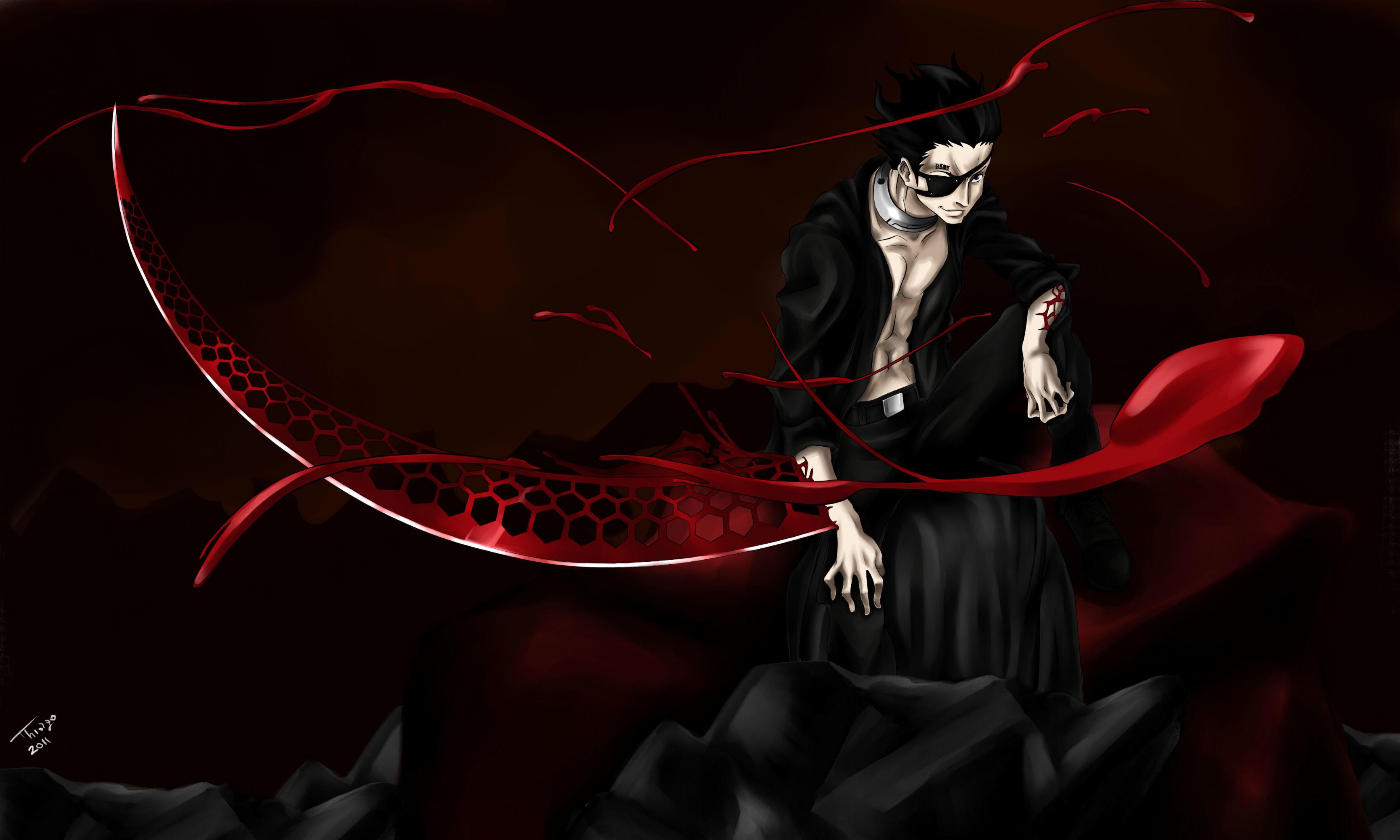 Deadman Wonderland Wallpaper Senji 1