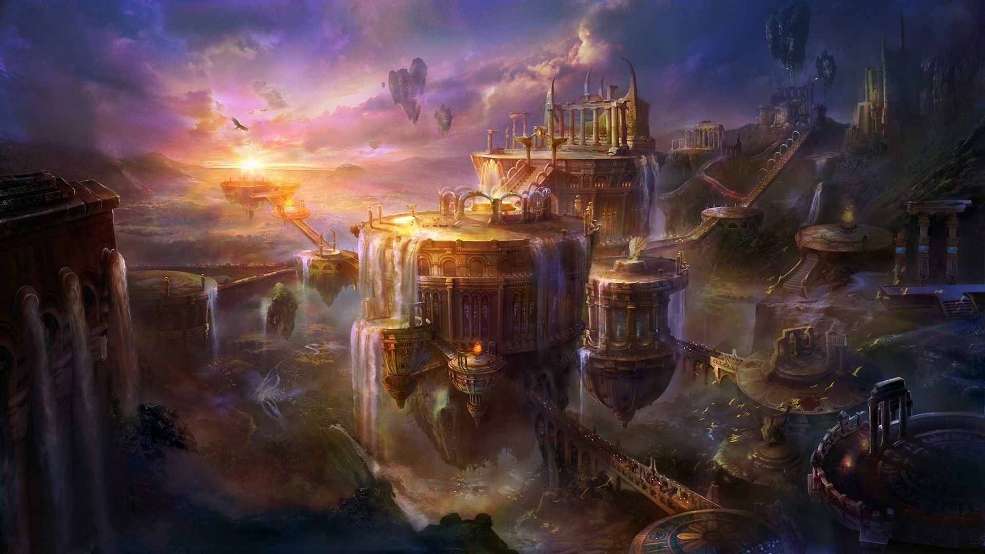 epic fantasy wallpapers ·①