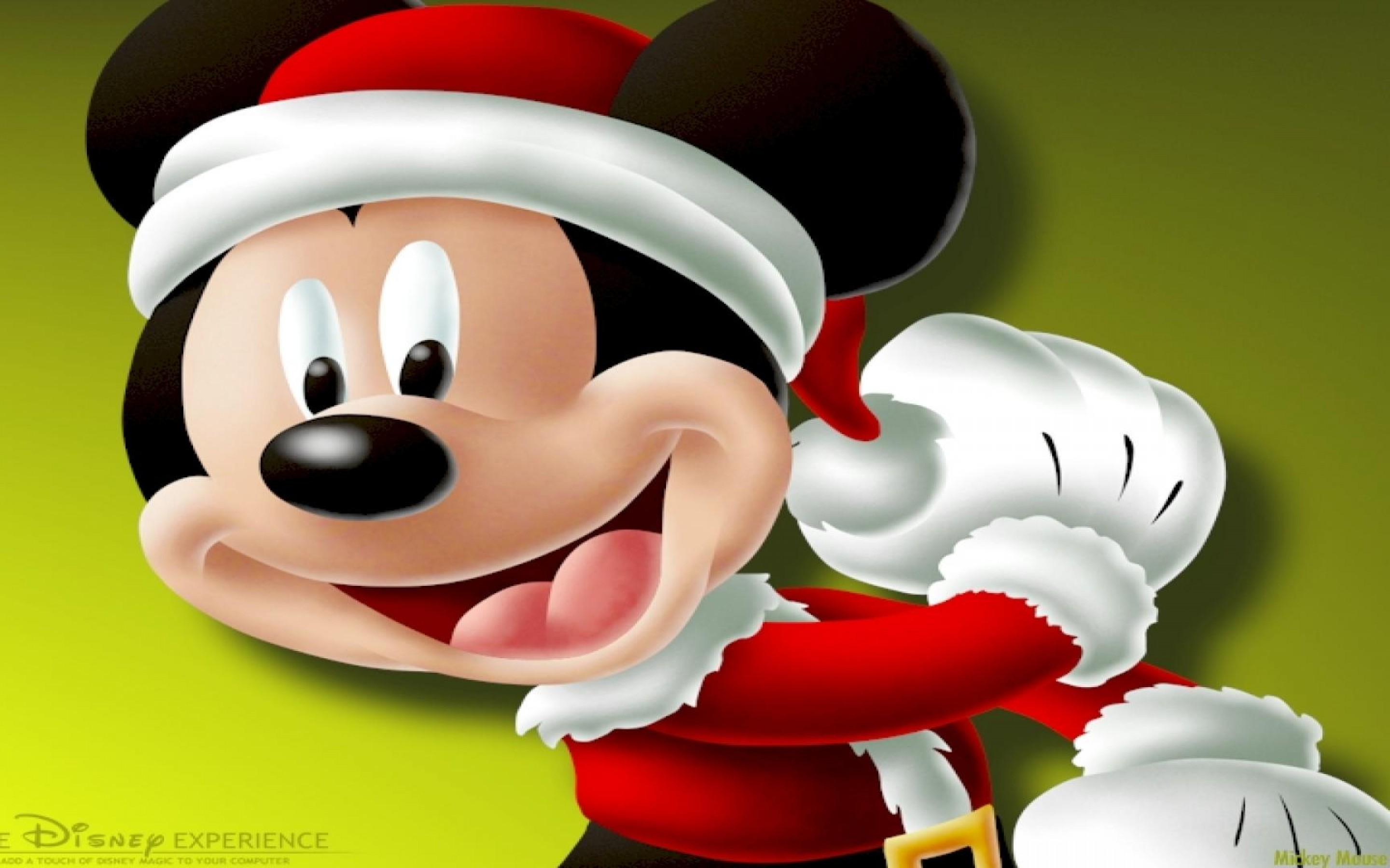 Yukle 2880x1800Mickey Mouse Christmas Wallpaper