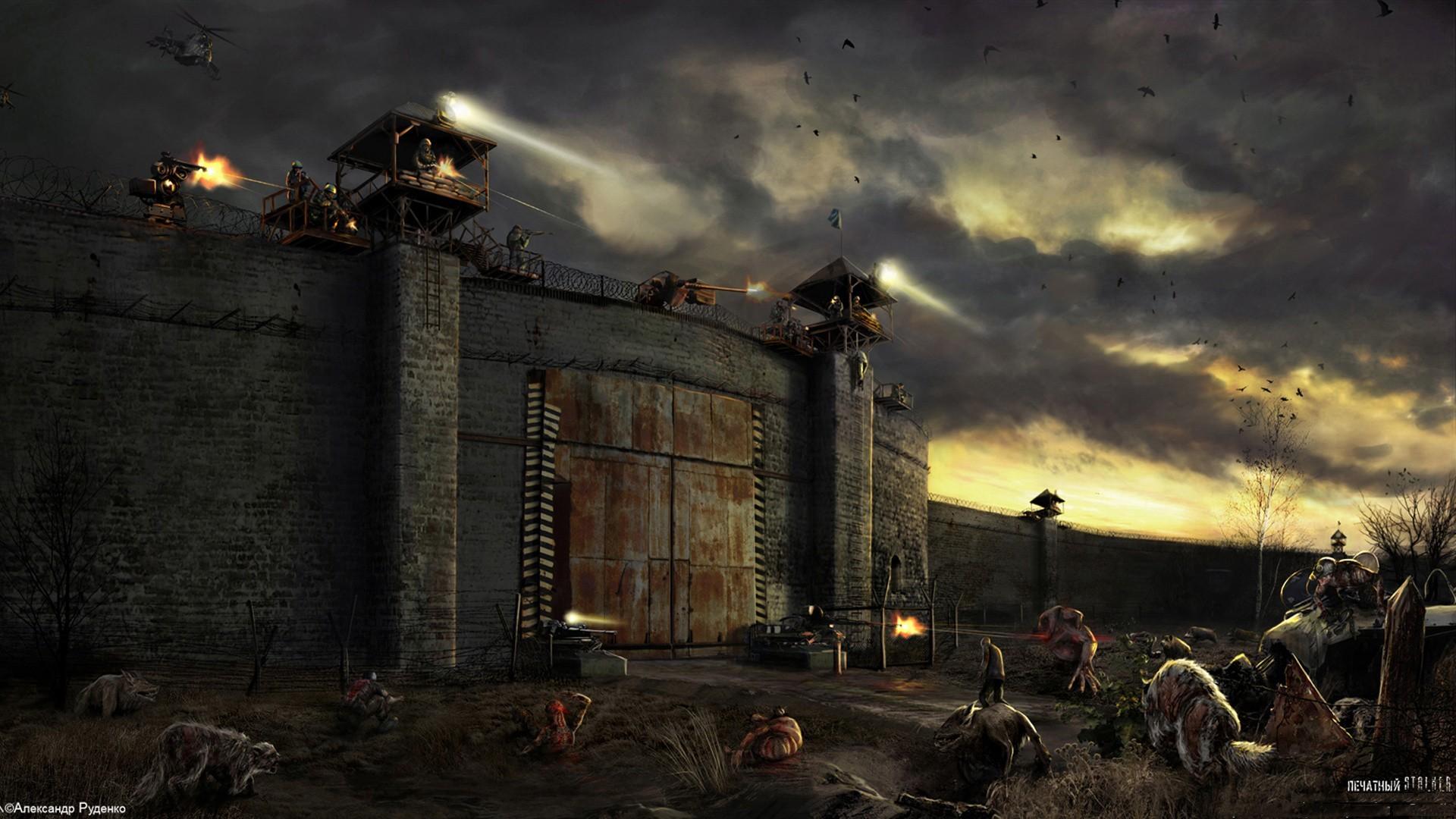 Zombie Apocalypse wallpaper ·① Download free full HD ...