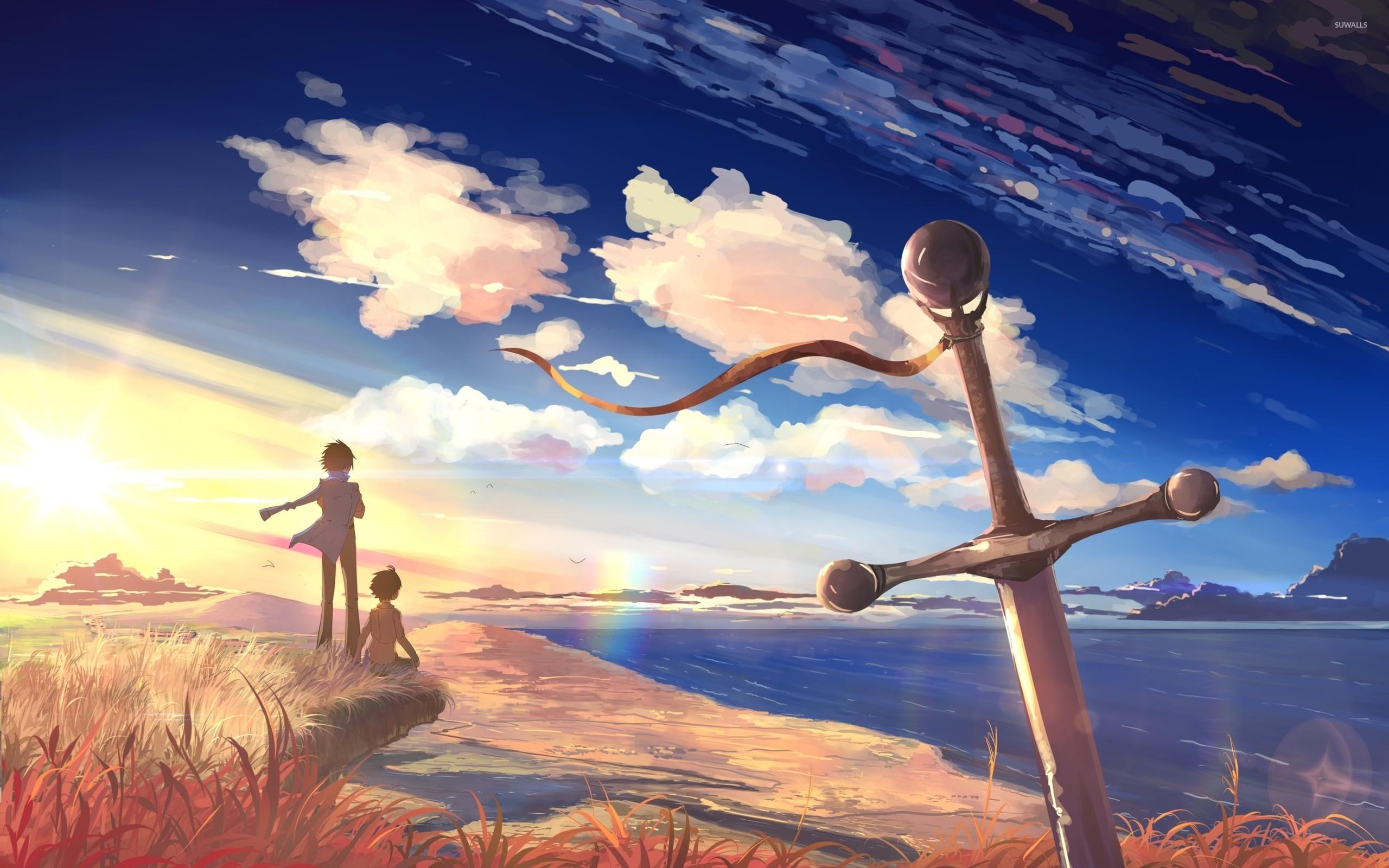 wallpaper anime 5cm per second labzada wallpaper