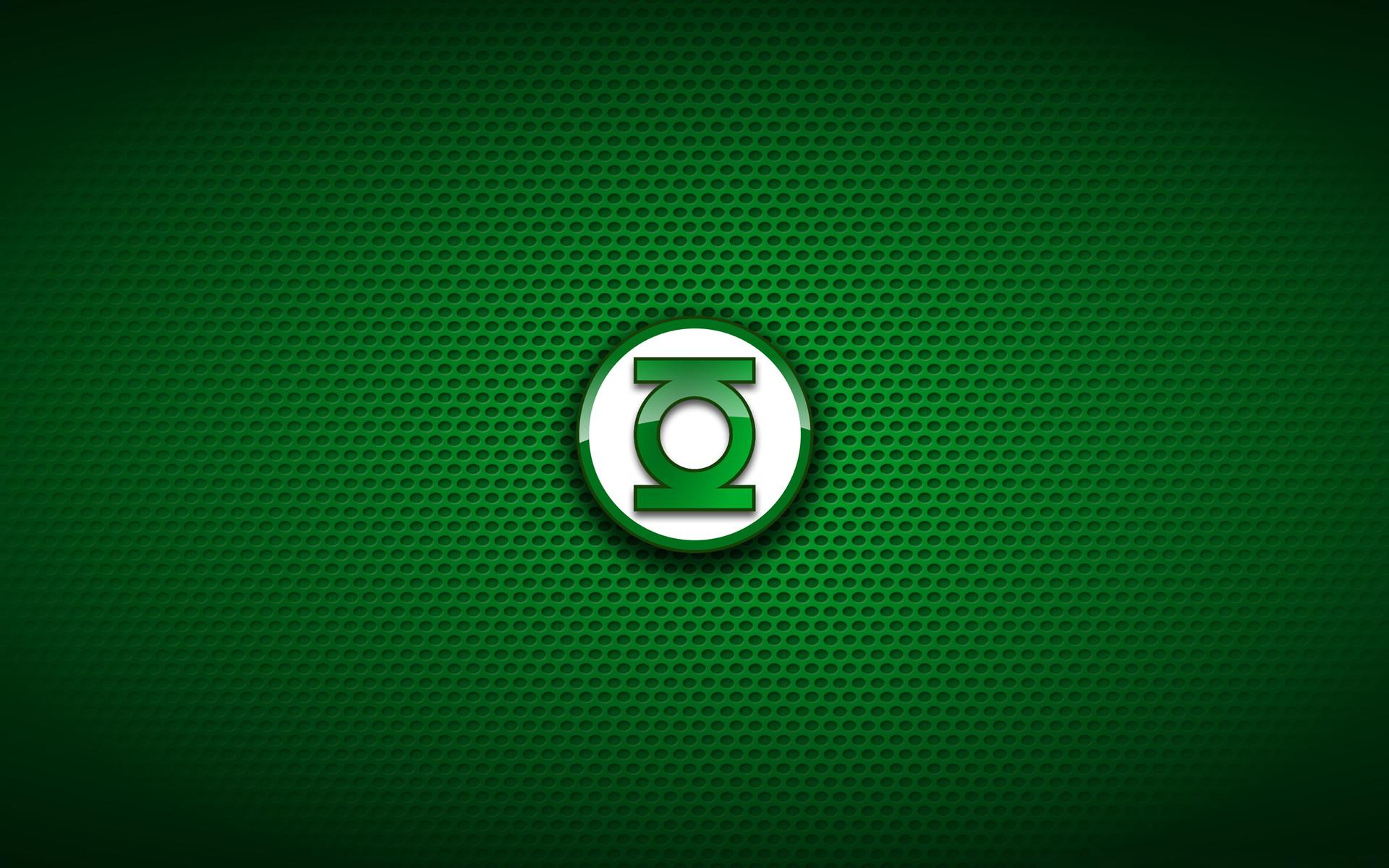1920x1200 Comics Green Lantern Logos Marvel Superheroes HD Wallpaper